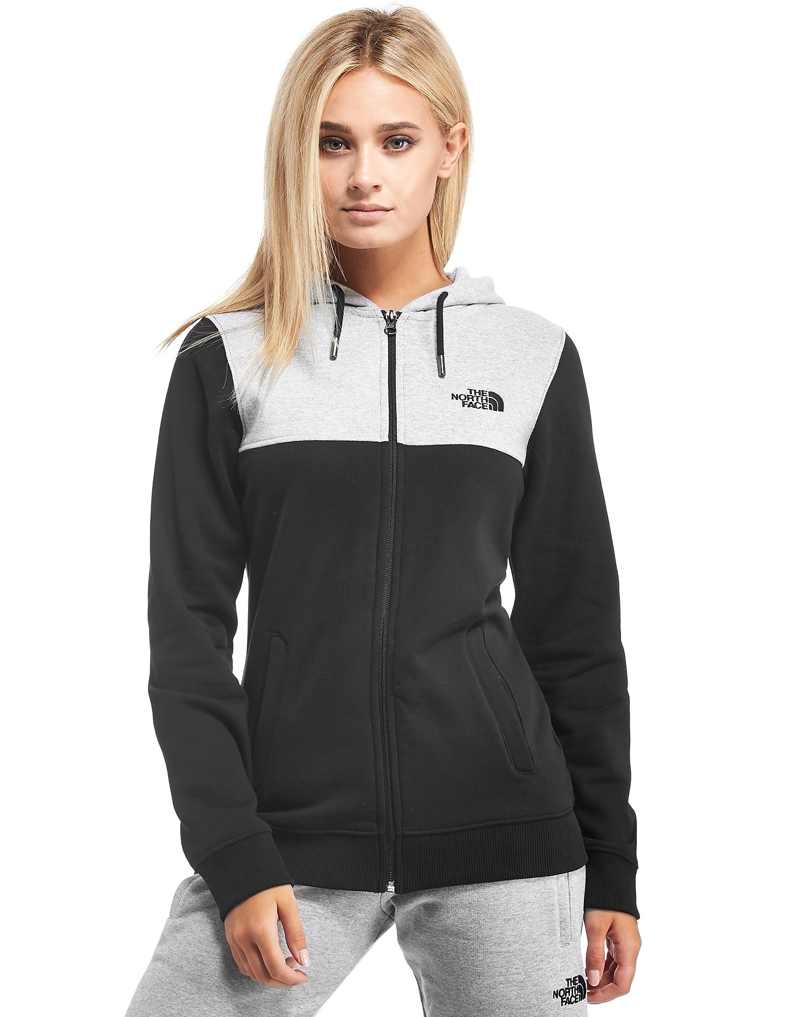 The North Face Full Zip Hoody