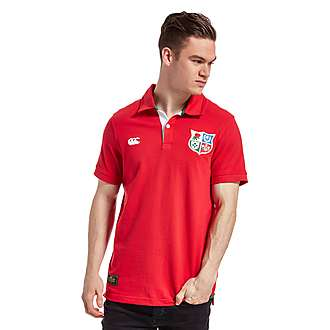 Canterbury British and Irish Lions Polo Shirt