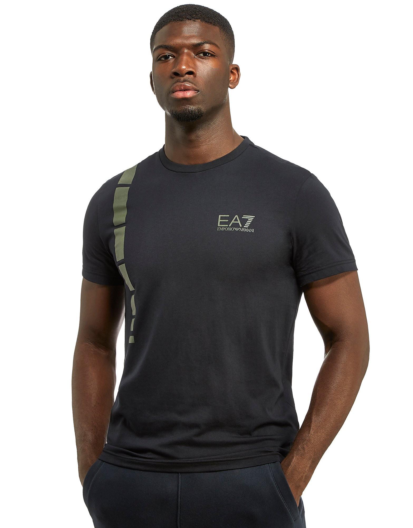 Emporio Armani EA7 7 Lines Crew T-Shirt