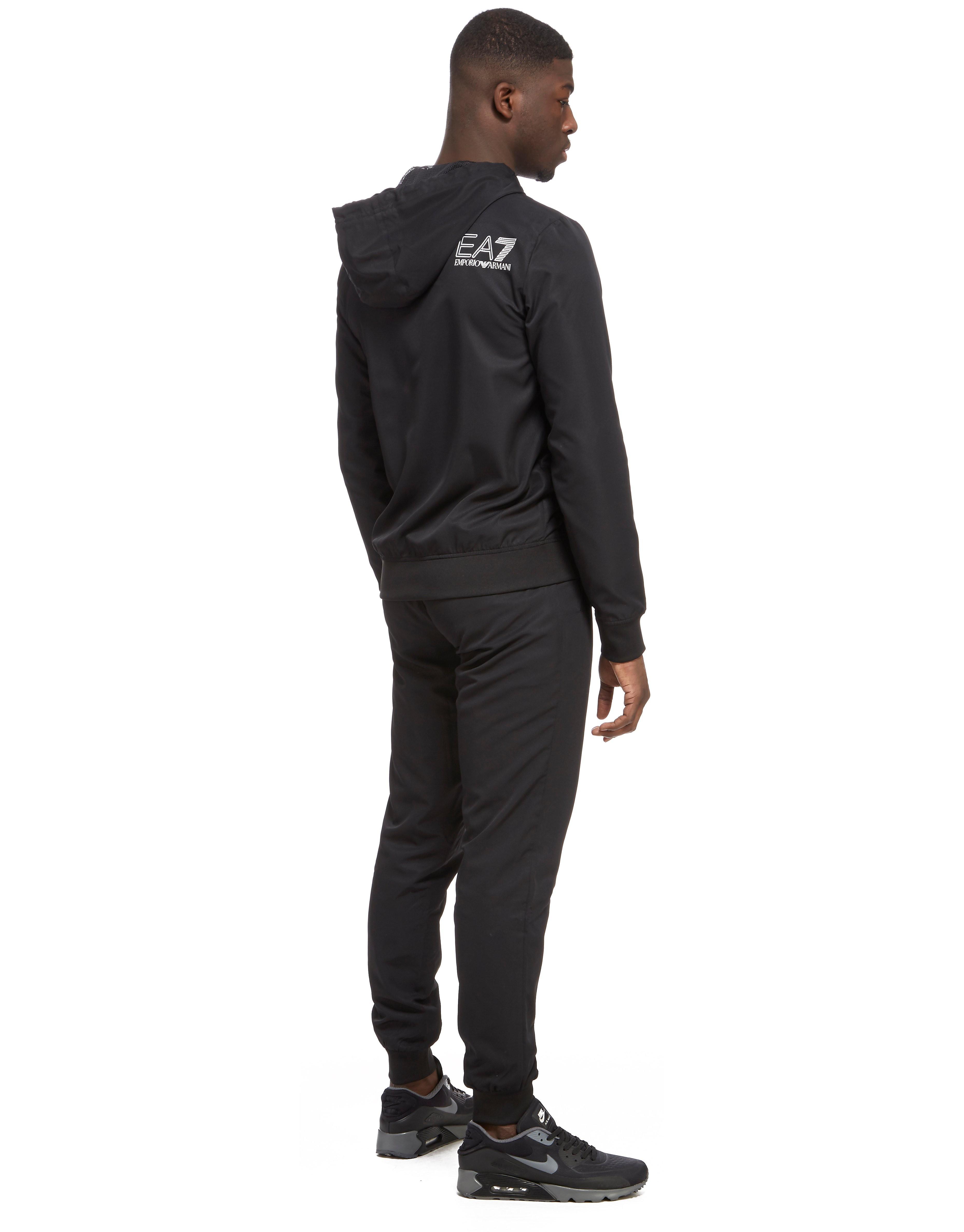 Emporio Armani EA7 Woven Hooded Track Suit