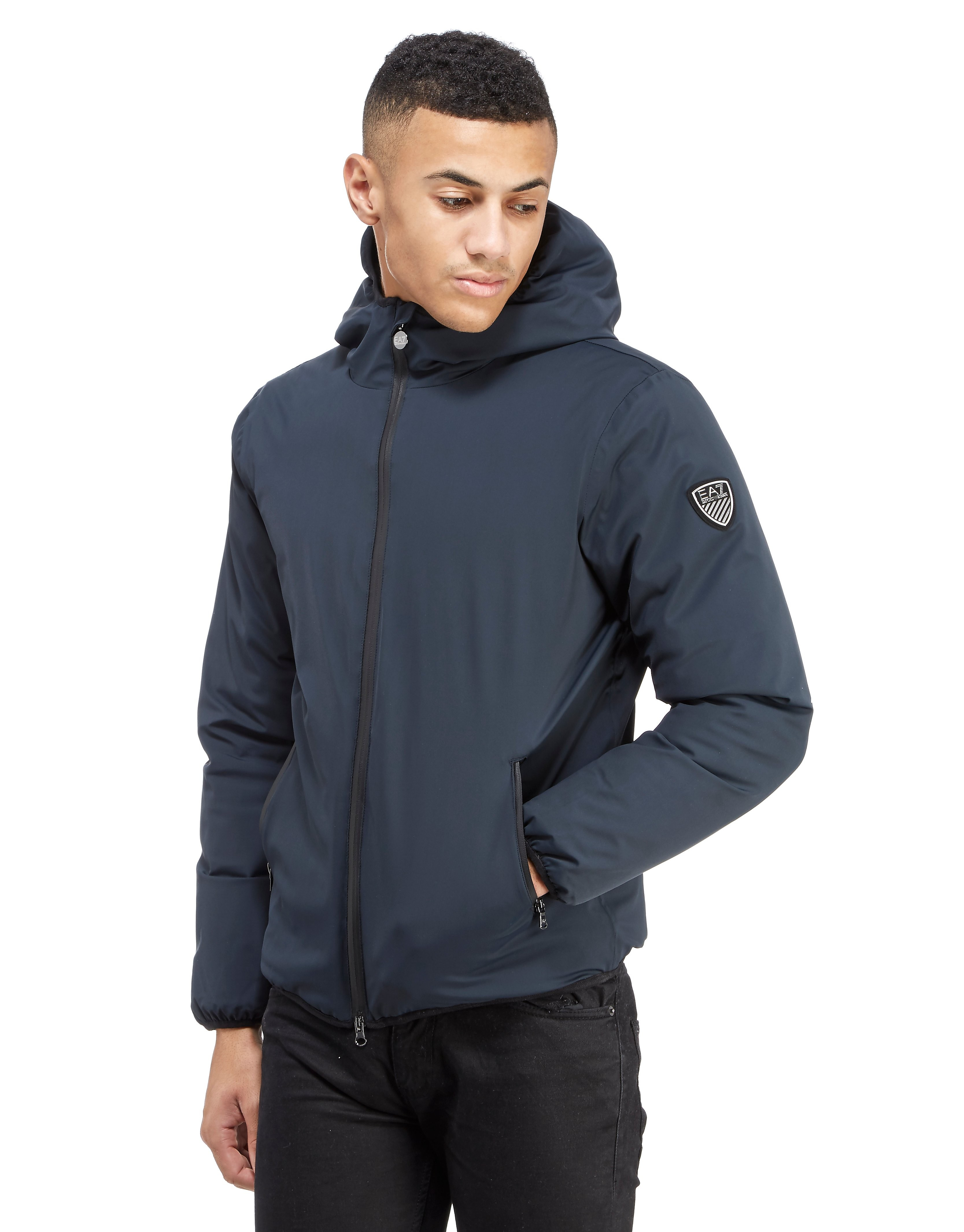 Emporio Armani EA7 Bubble Lined Jacket - Blauw - Heren