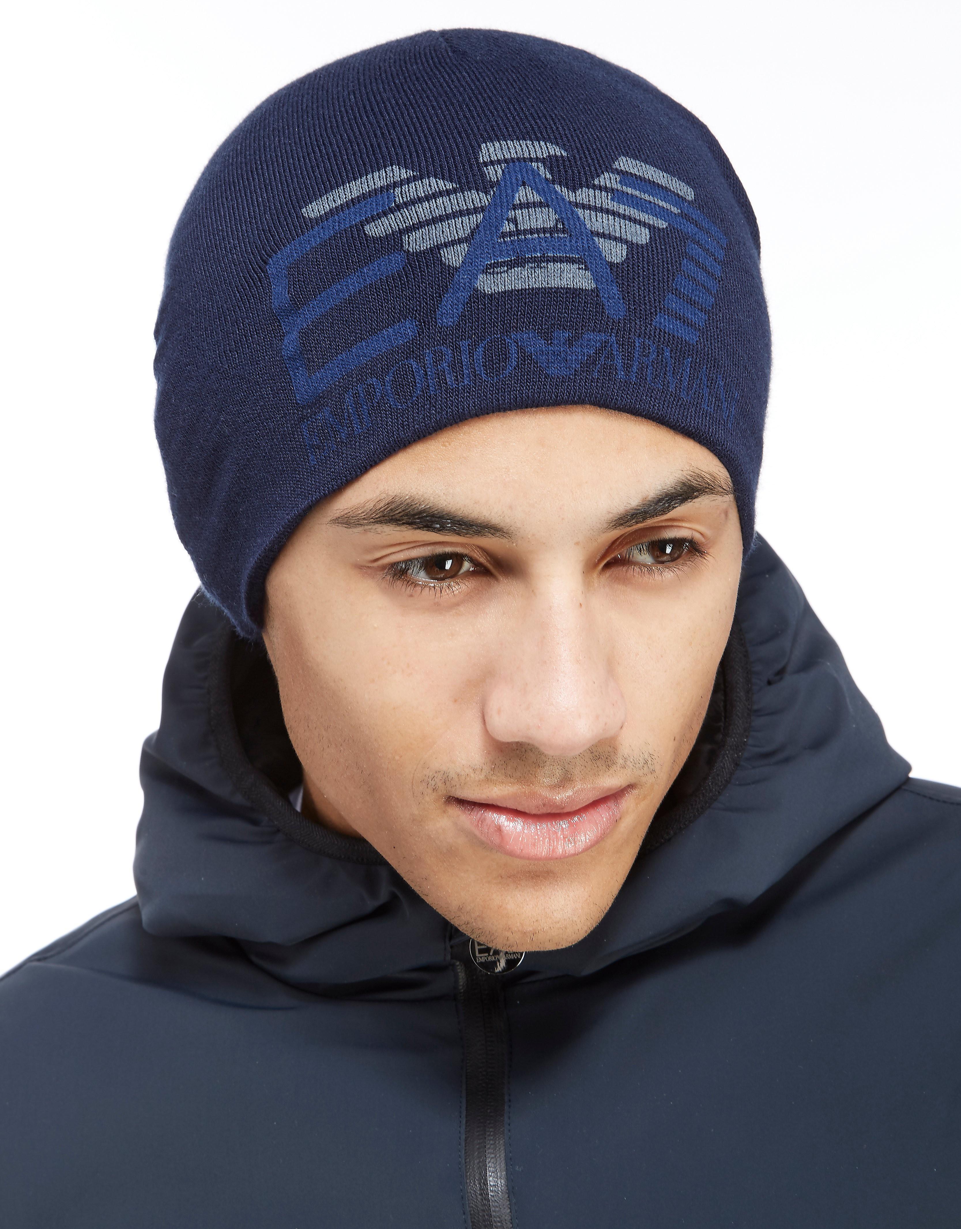 Emporio Armani EA7 Eagle Beanie Hat