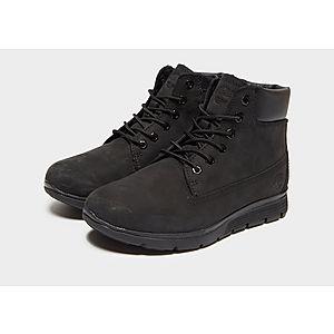 black timberland boots kids