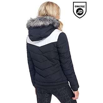 Supply & Demand Quilt Scuba Jacket