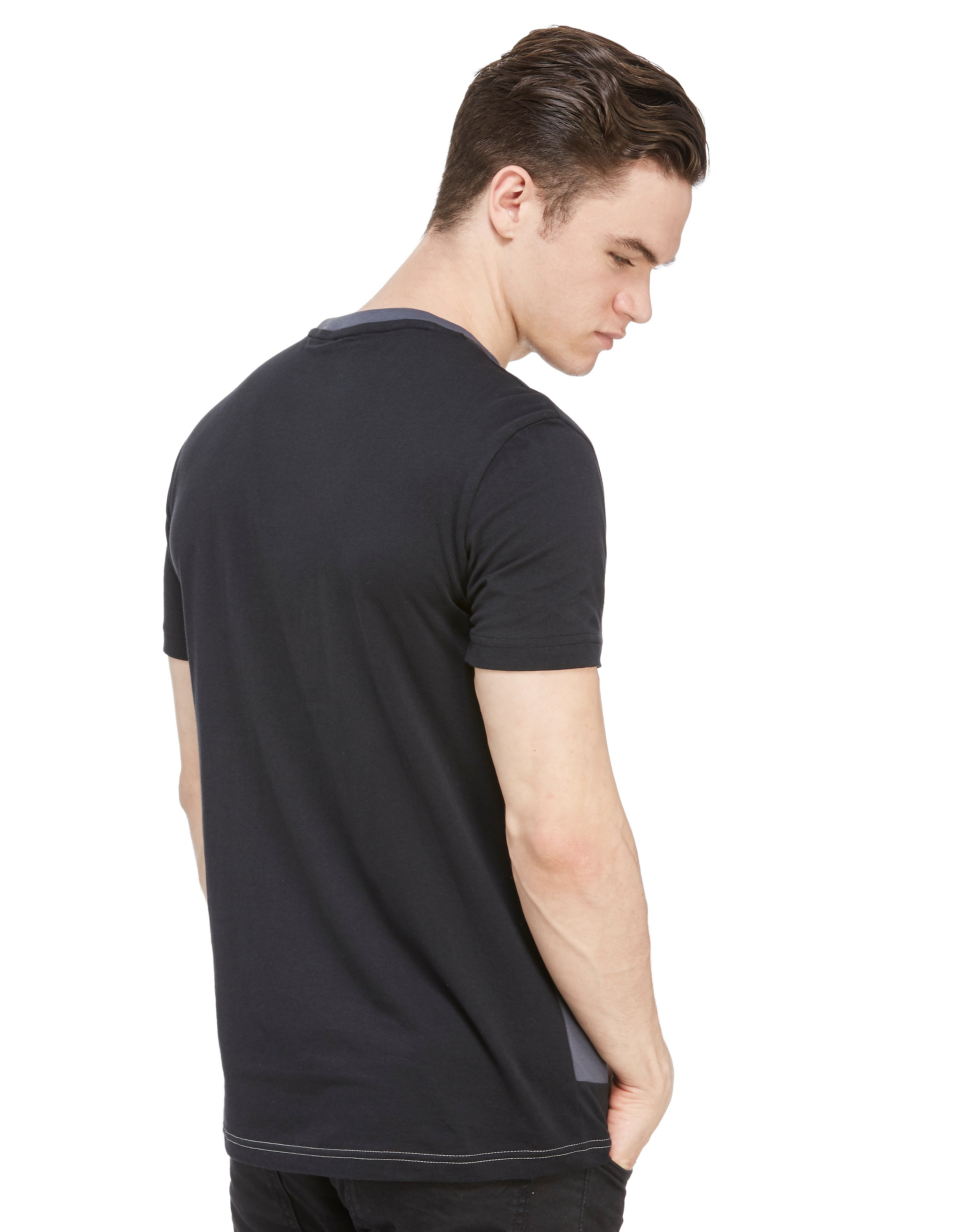Emporio Armani EA7 Camiseta Panel Block