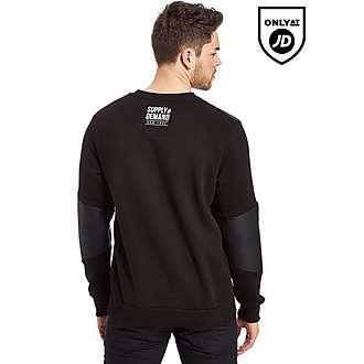 Supply & Demand Stash Crew Sweatshirt