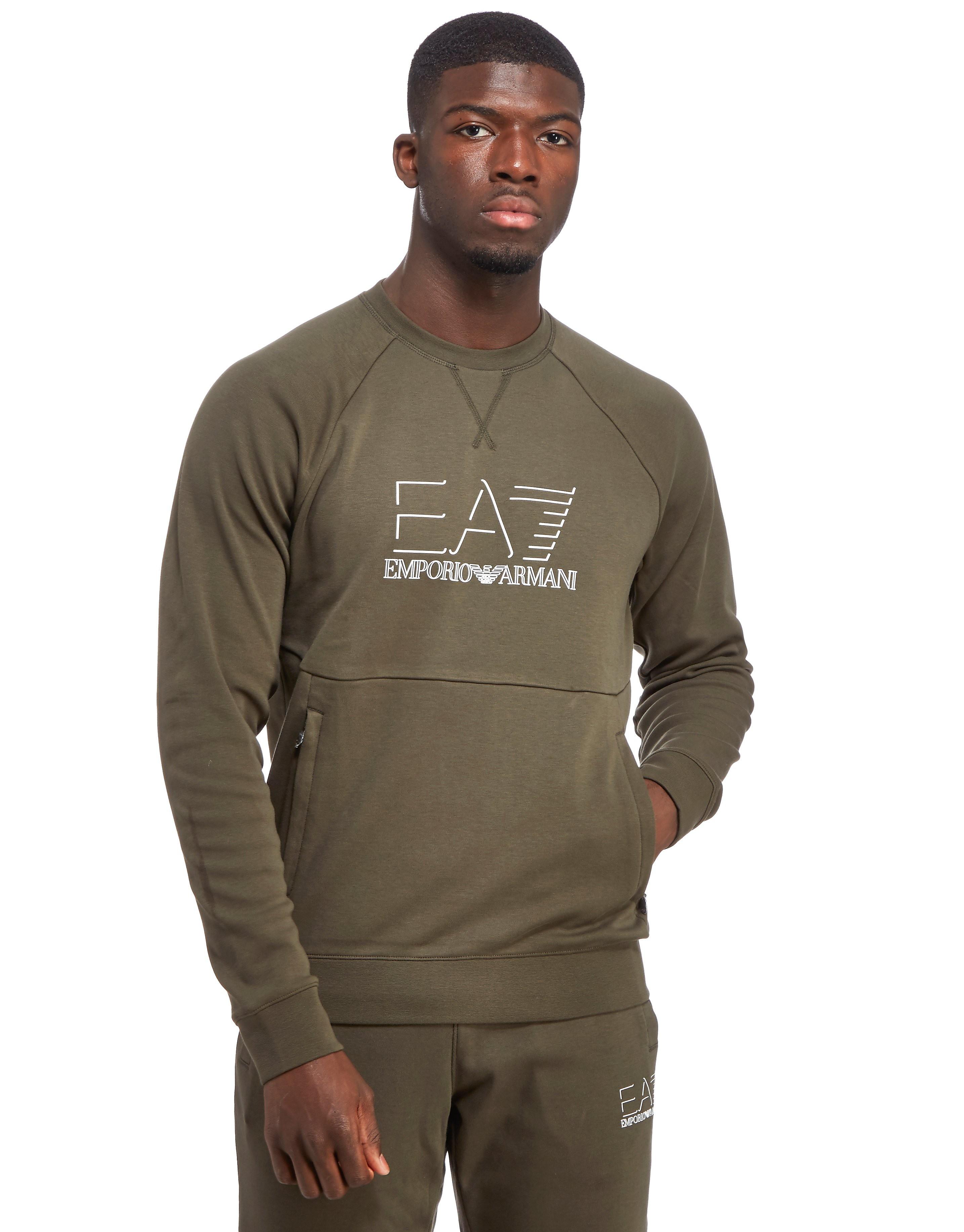 Emporio Armani EA7 Shadow Line Crew Sweatshirt