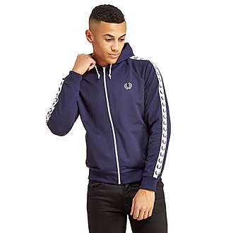 Fred Perry Hooded Tape Track Top