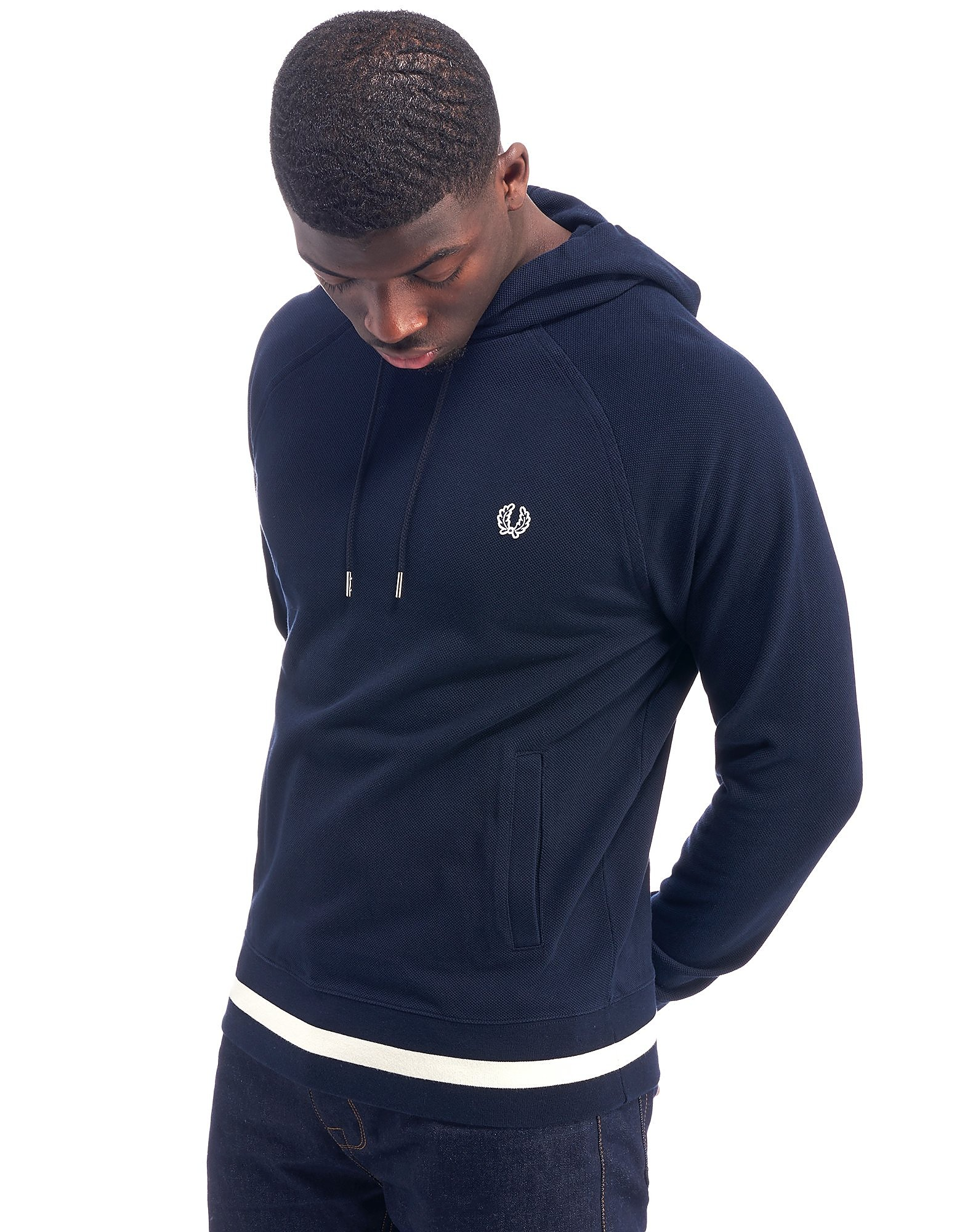 Fred Perry Pique Overhead Hoody