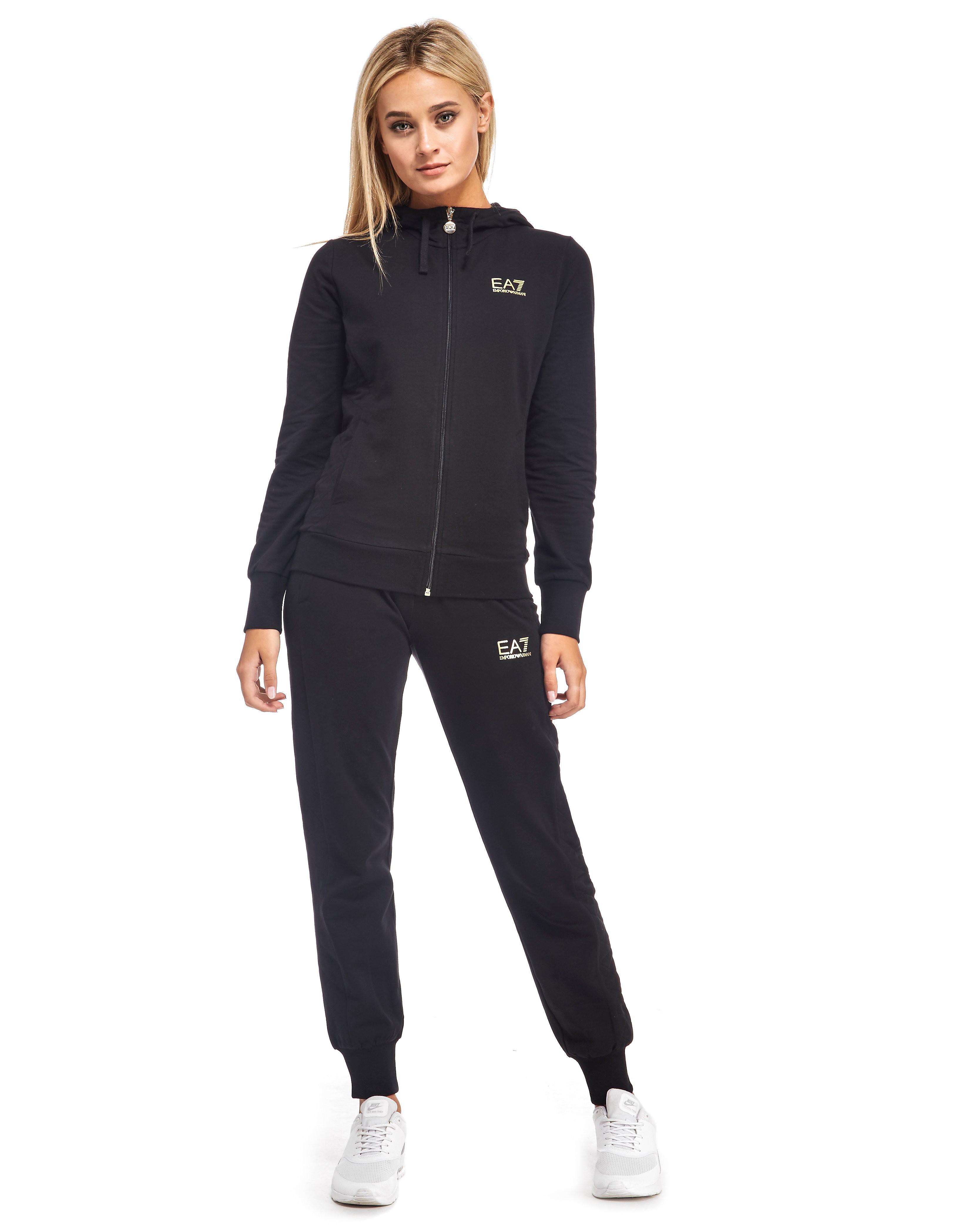 Emporio Armani EA7 Quilted Fleece Suit
