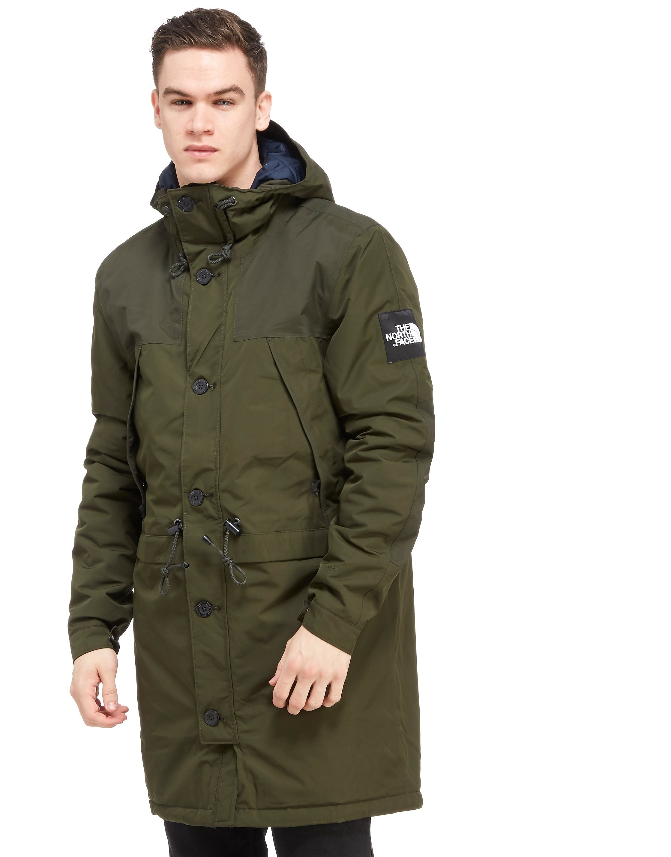 The North Face Mountain Parka Jacket