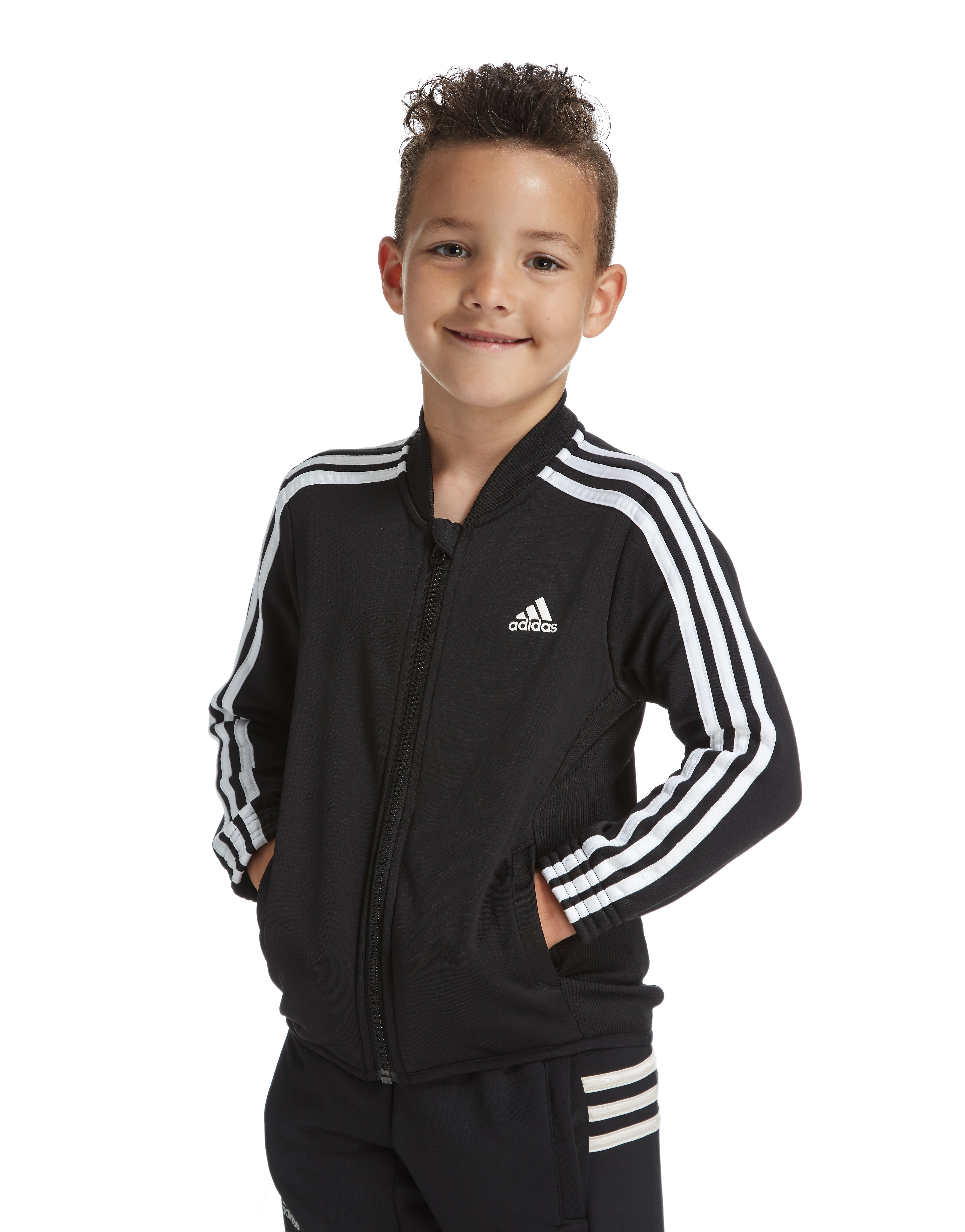 adidas Football Track Top Children