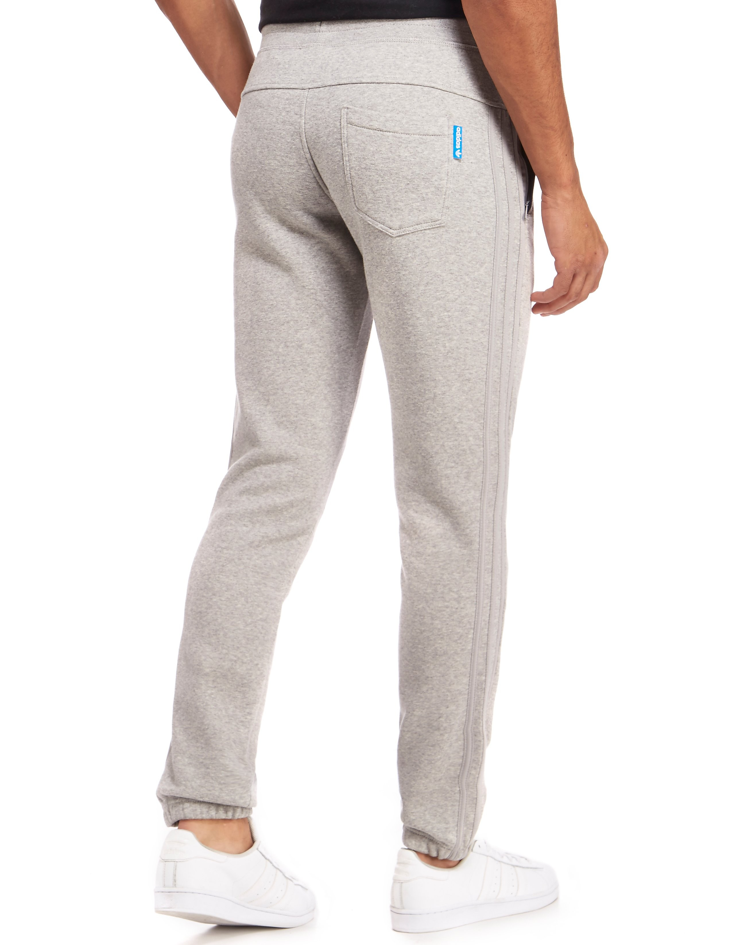 adidas Originals Premium 3-Stripe Fleece Pants