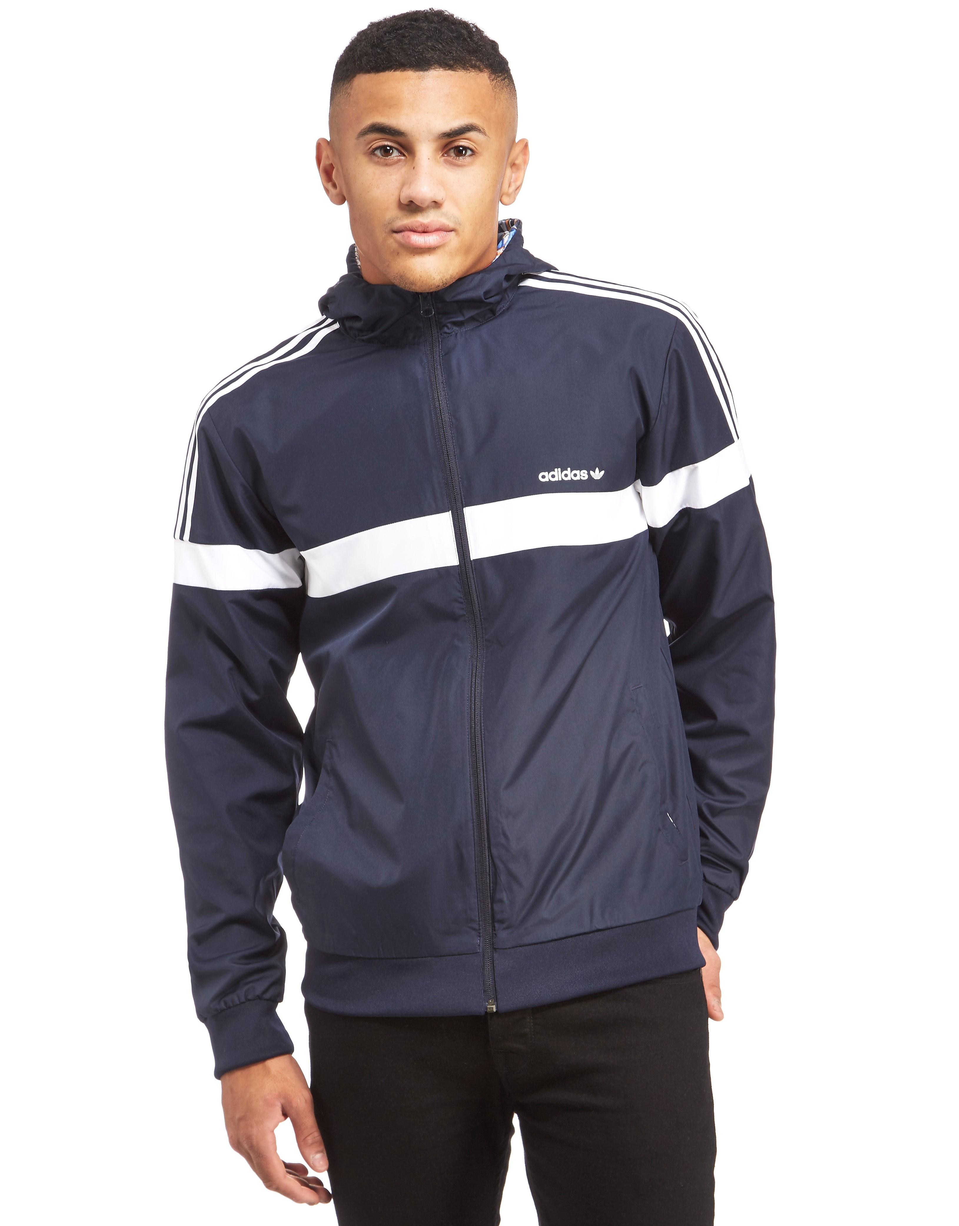 adidas Originals Itasca Collection Reversible Windbreaker Jacket