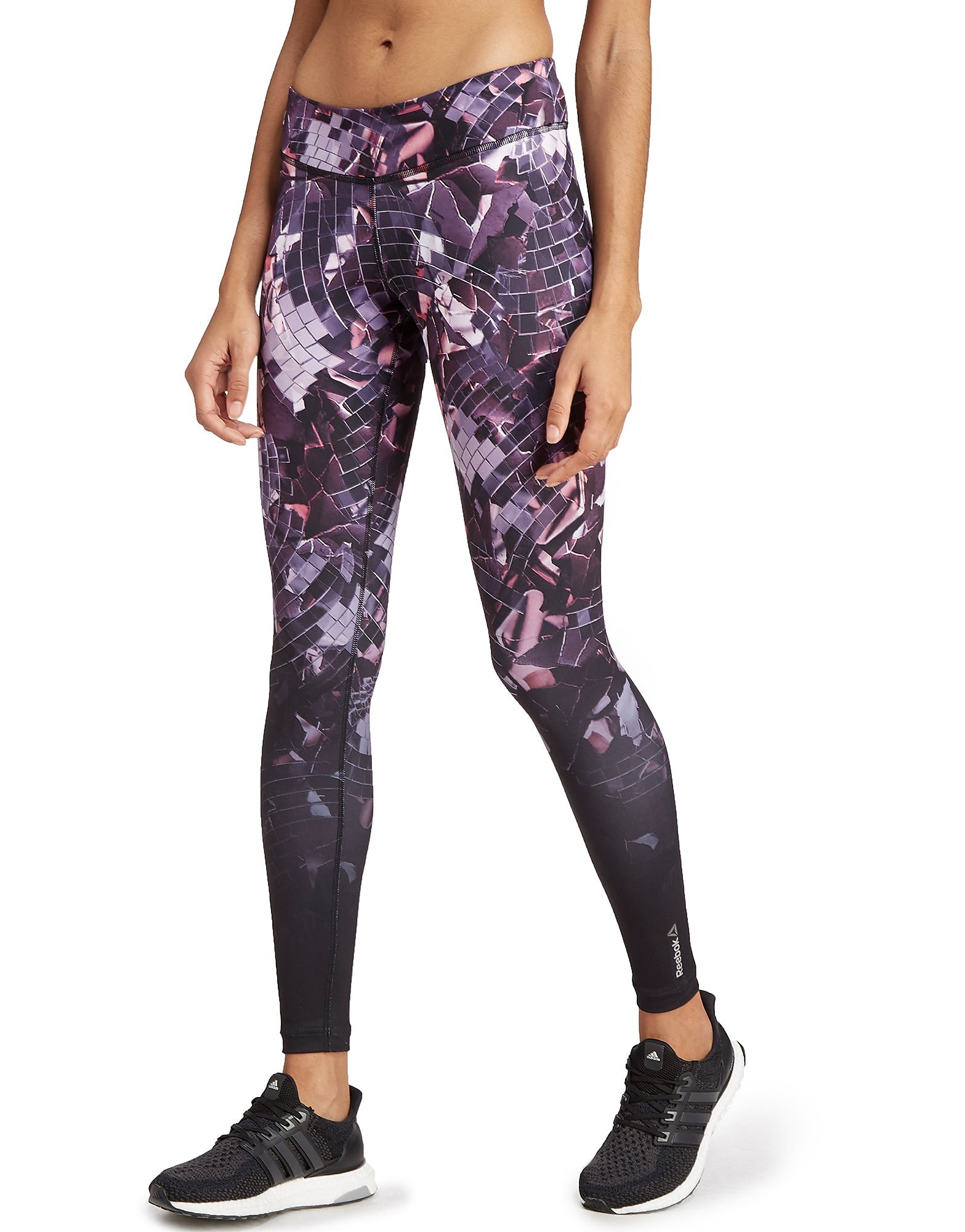 Reebok Dance Shattered Glam Tights