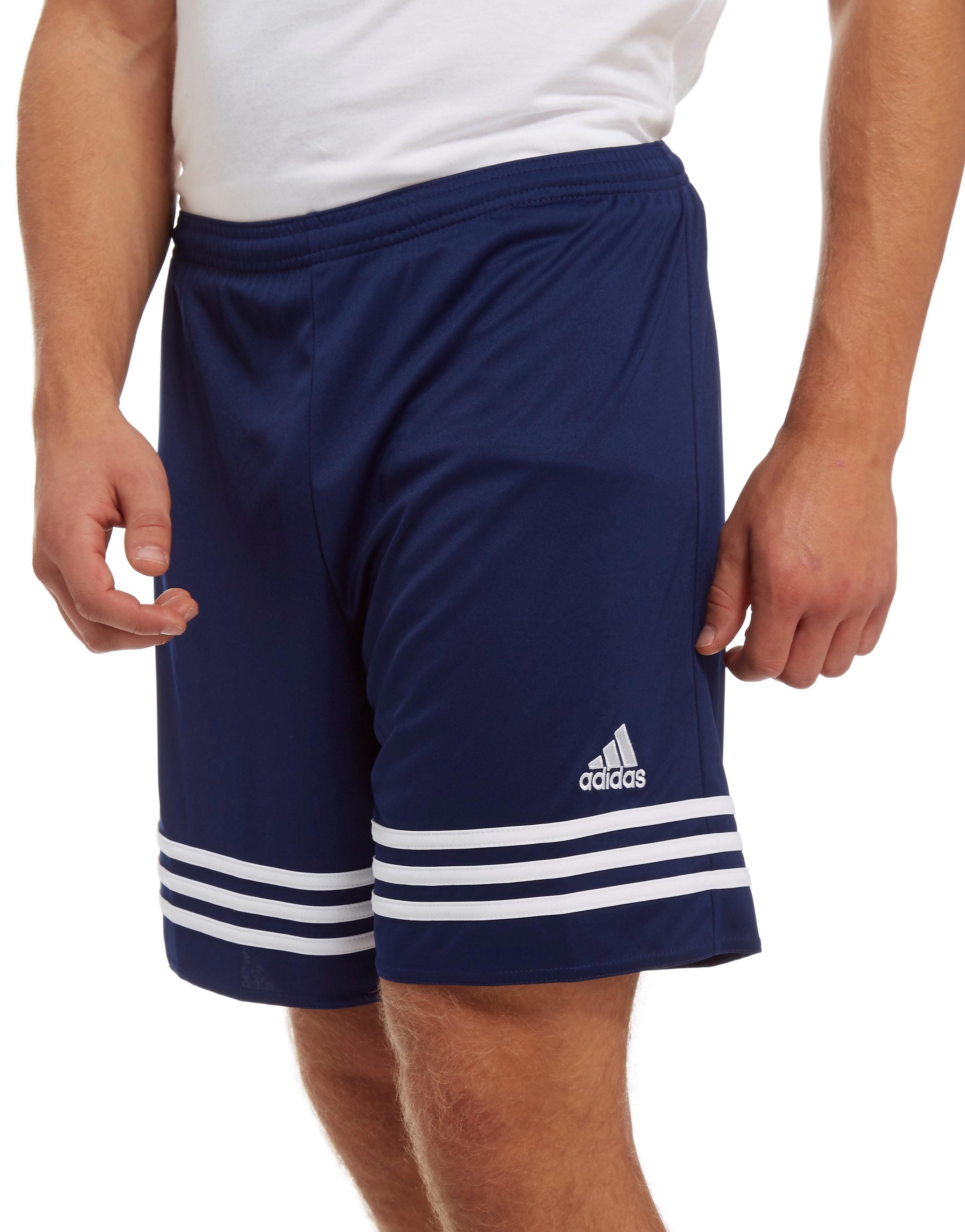adidas pantalón corto Entrada Poly