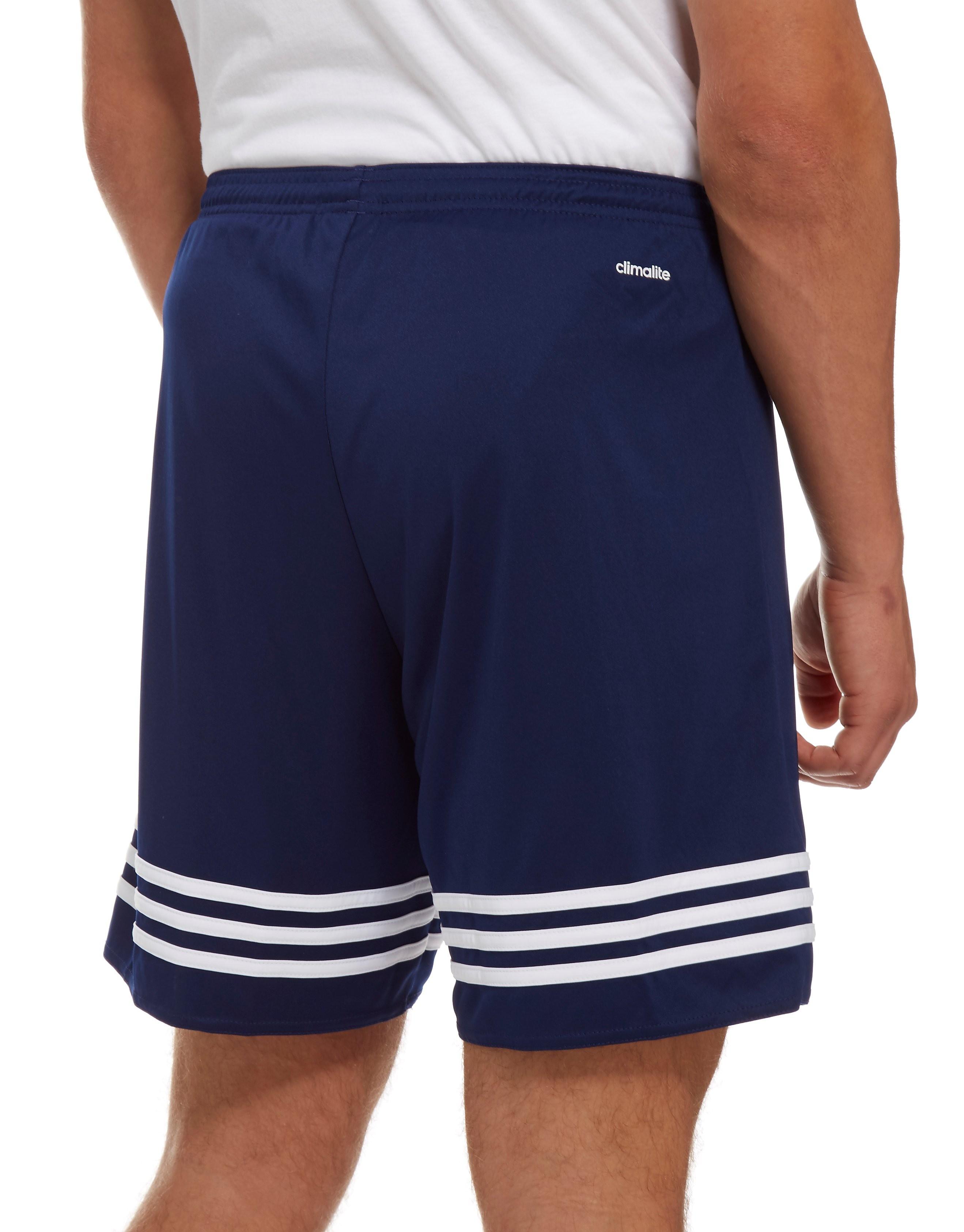 adidas Entrada Poly Shorts