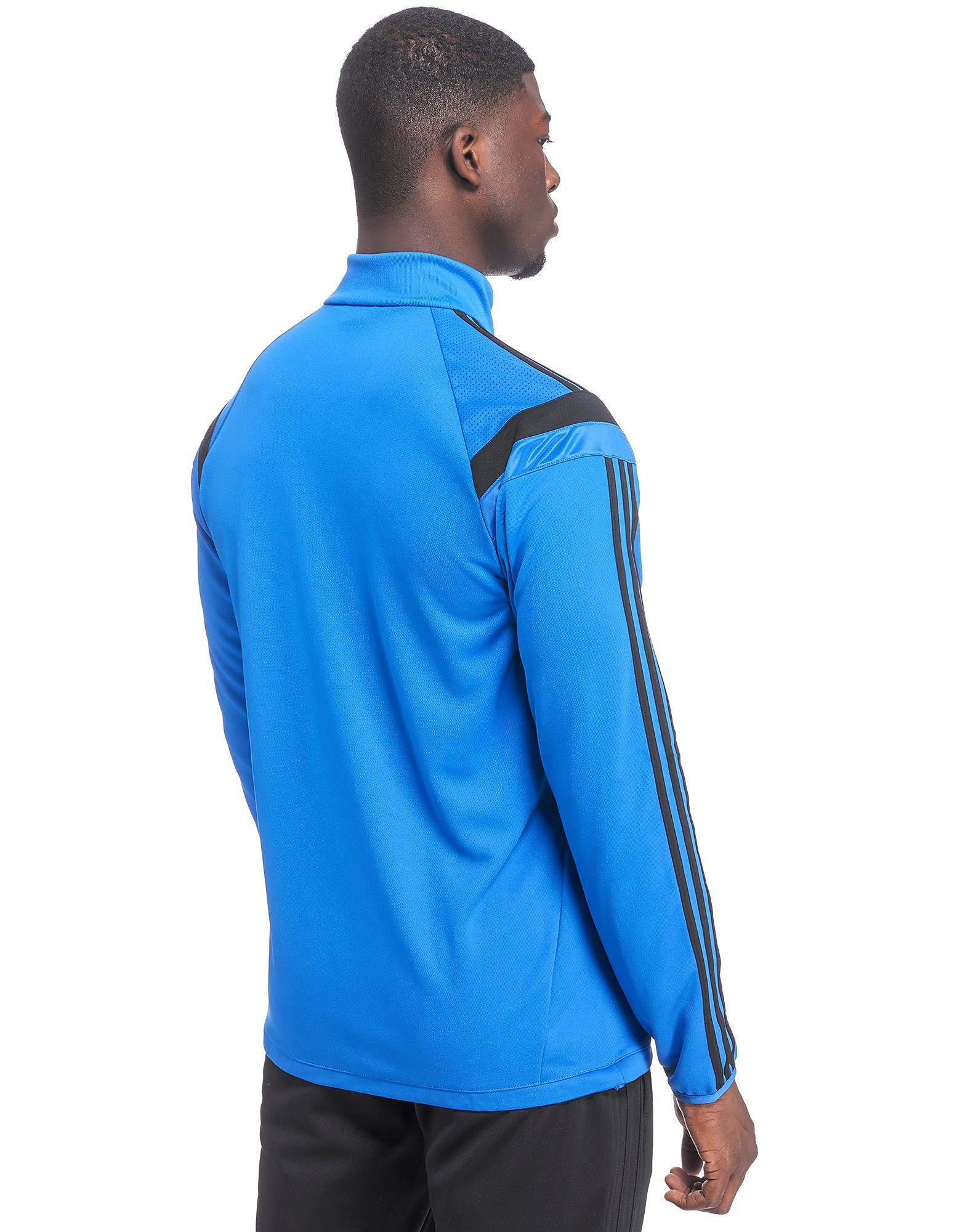 adidas Condivo Half Zip Poly Training Top