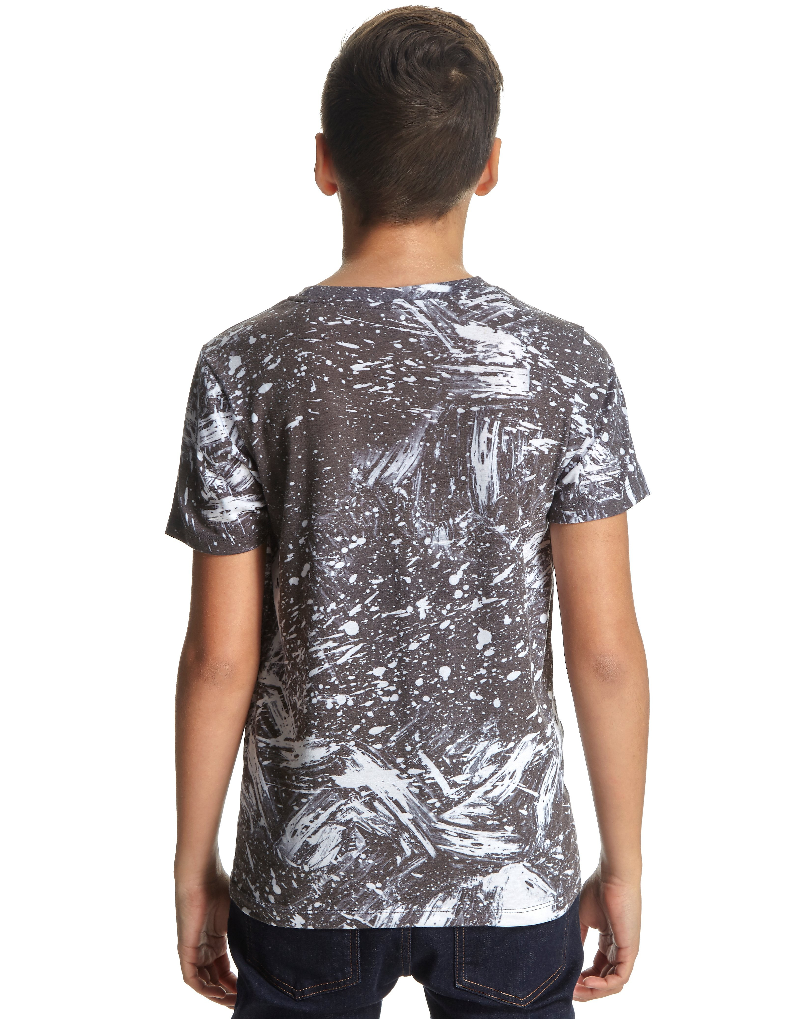 Hype Mono Brush T-Shirt Junior