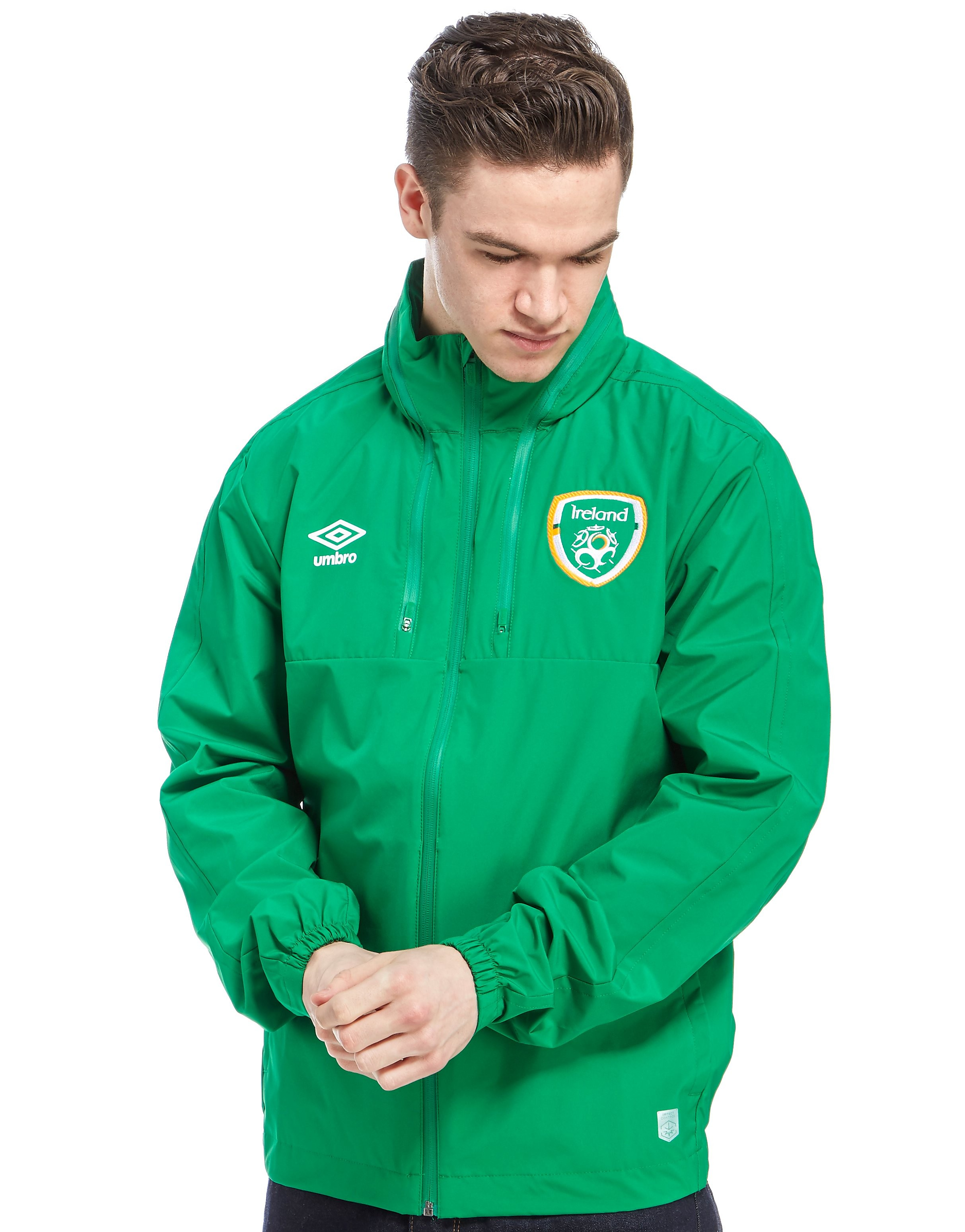 Umbro Ireland Walkout Jacket