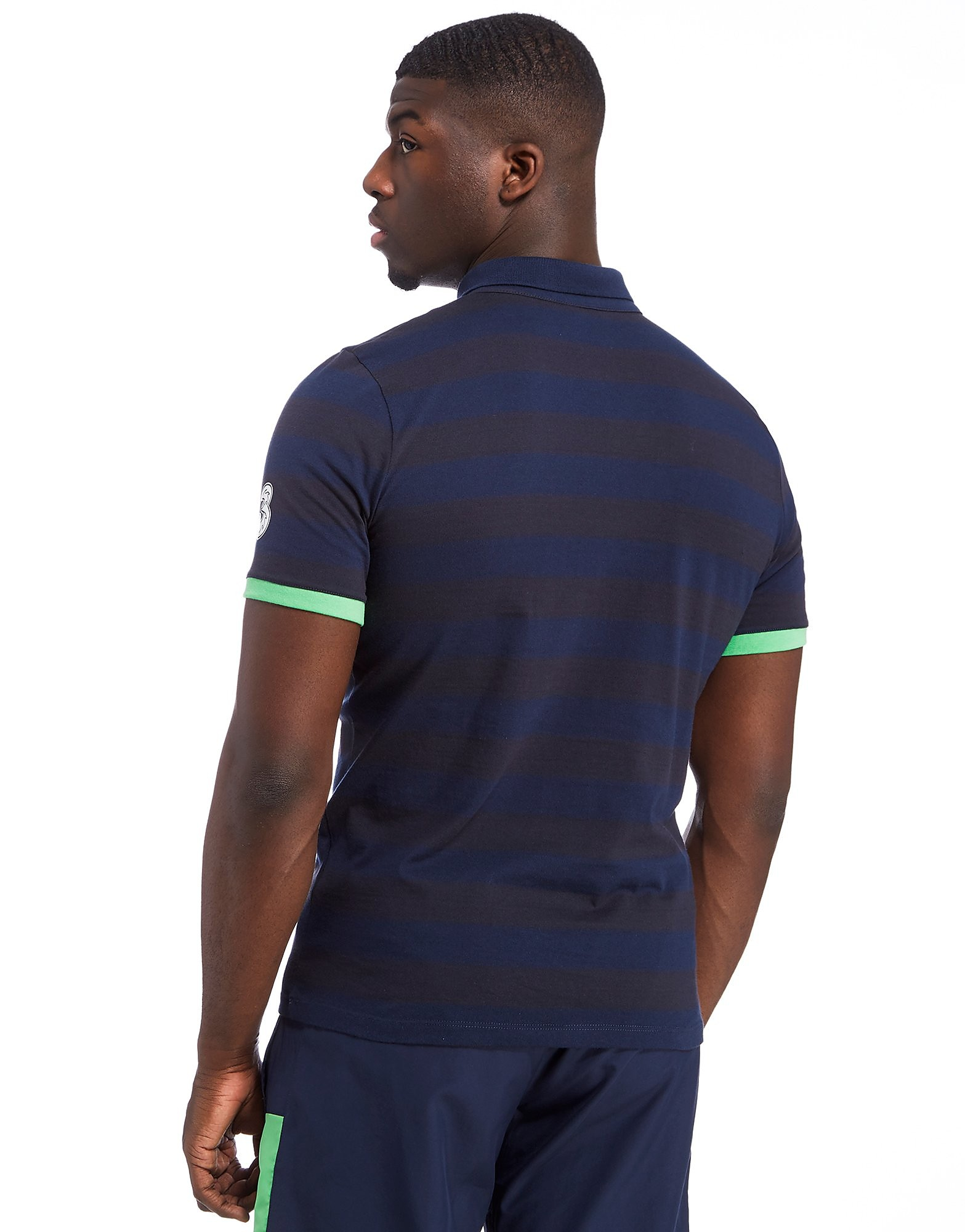 Umbro Republic of Ireland Stripe Polo Shirt