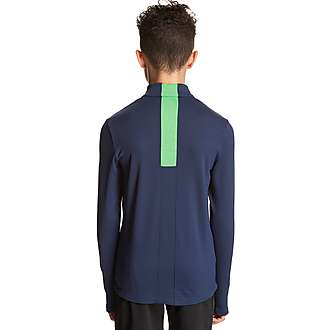 Umbro Republic of Ireland Half Zip Top Junior
