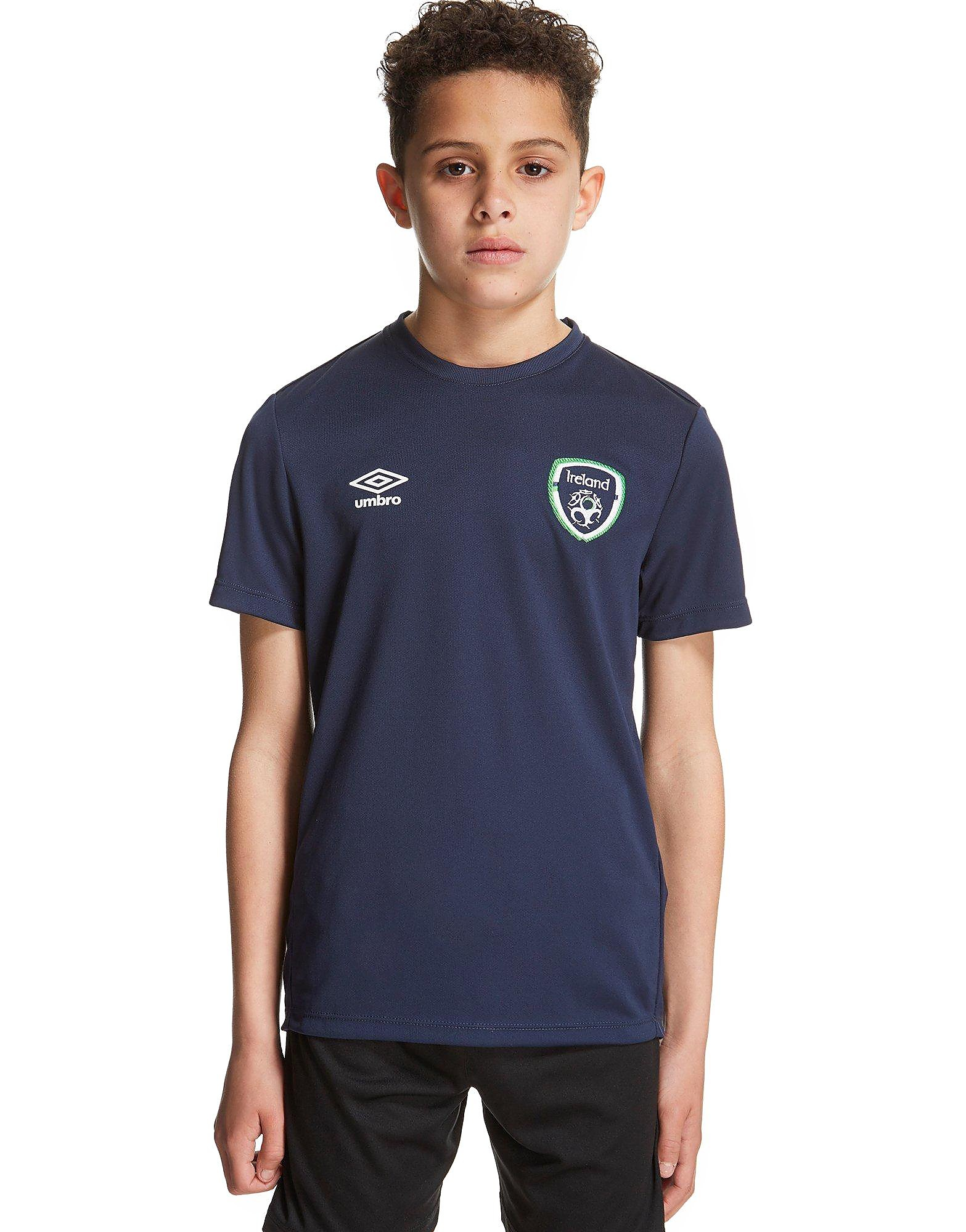 Umbro Republic of Ireland Bench Shirt Junior