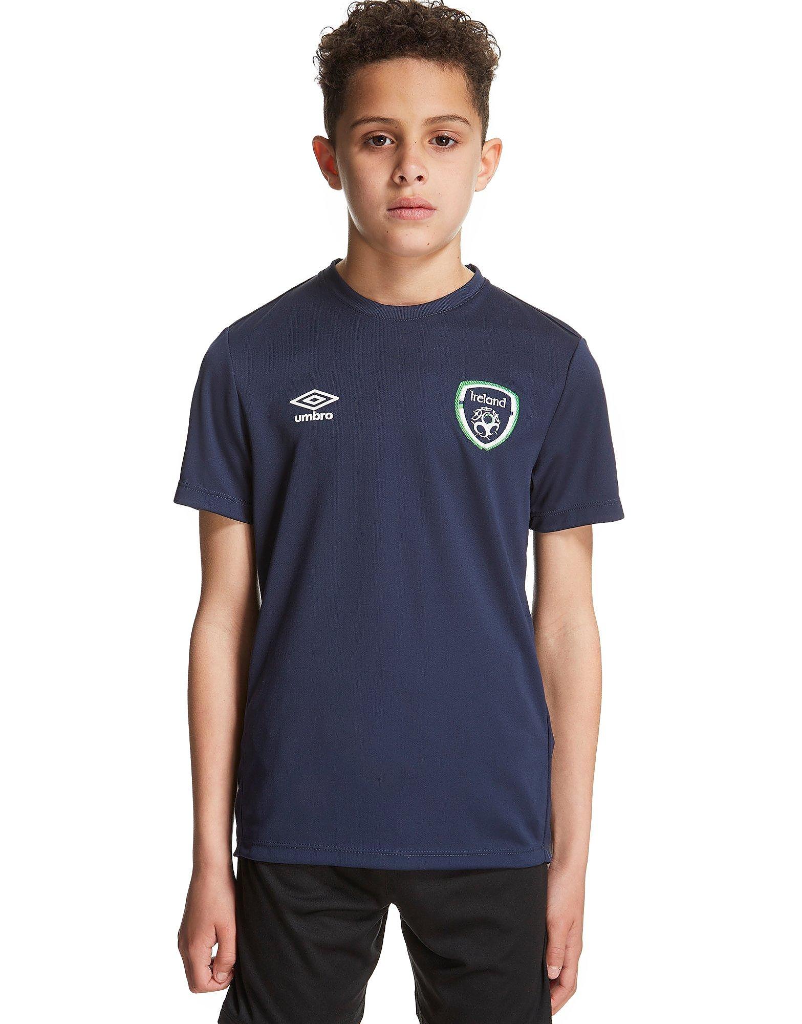 Umbro Republik of Ireland Bank-Shirt Junior