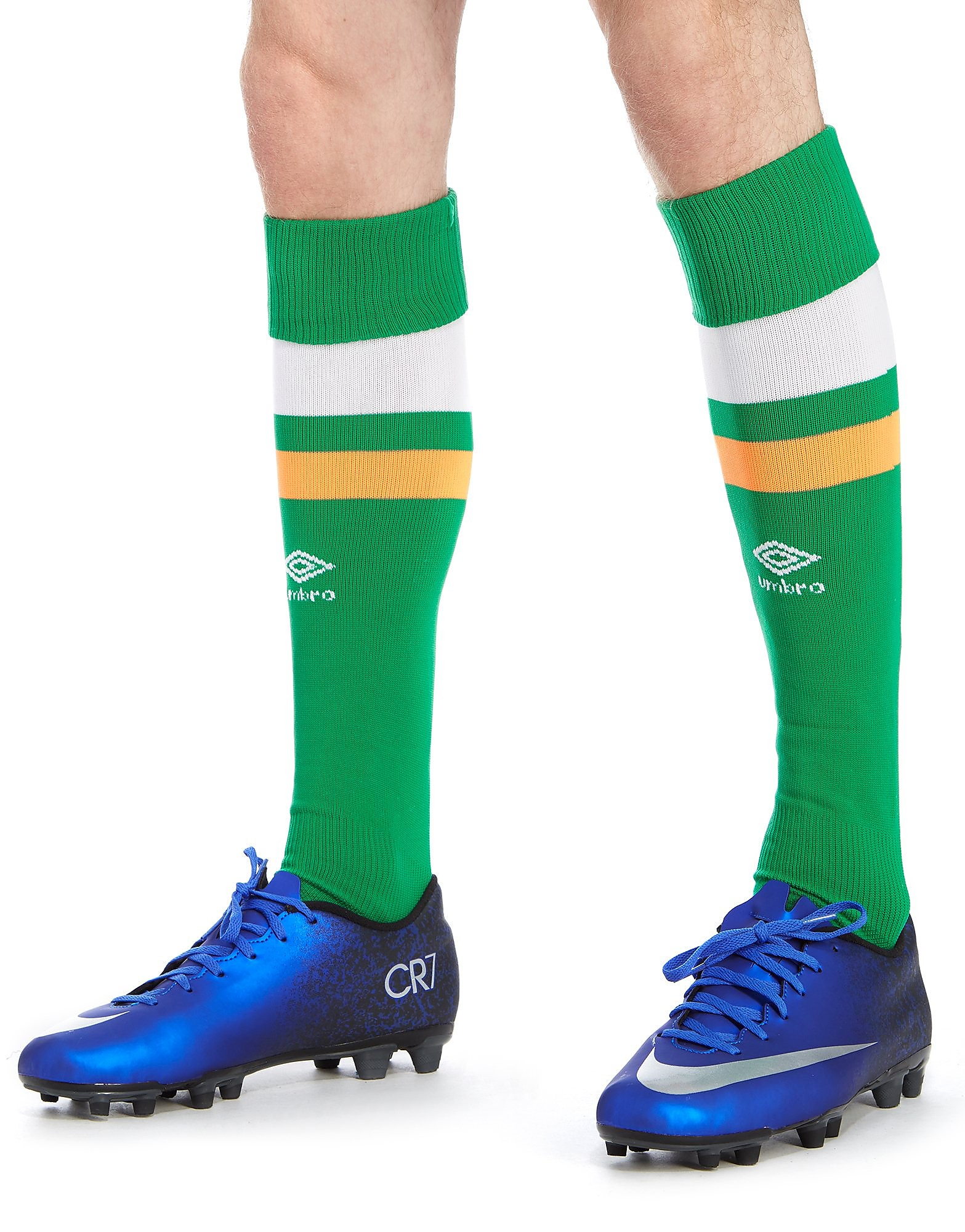 Umbro Republic of Ireland 2016 Home Socks