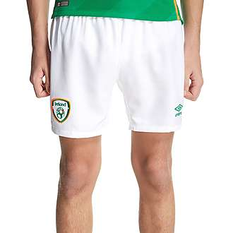 Umbro Republic of Ireland 2016 Home Short Junior