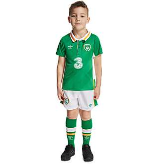 Umbro Republic of Ireland 2016 Home Kit Children
