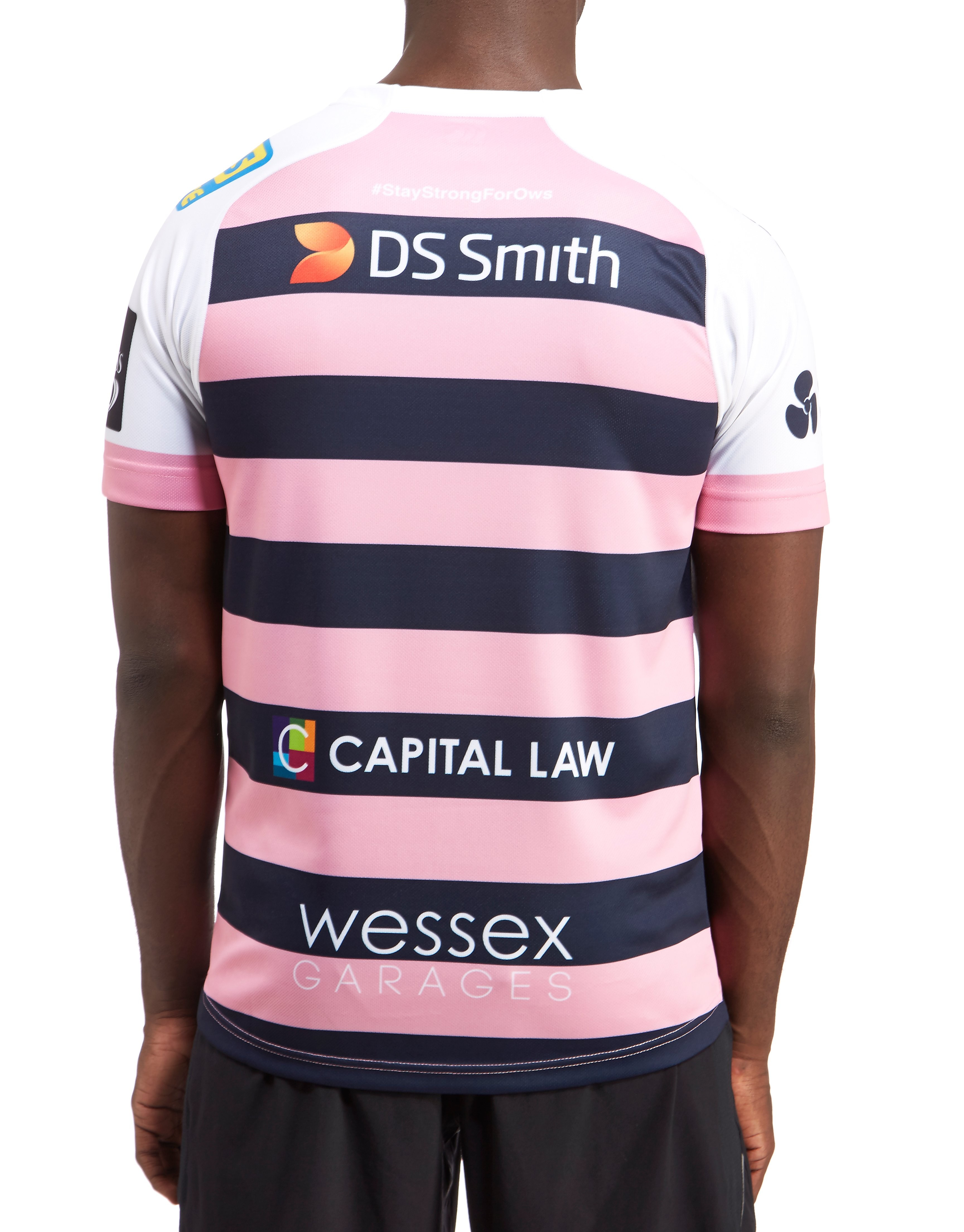 Canterbury Cardiff Blues Away 2016 Shirt