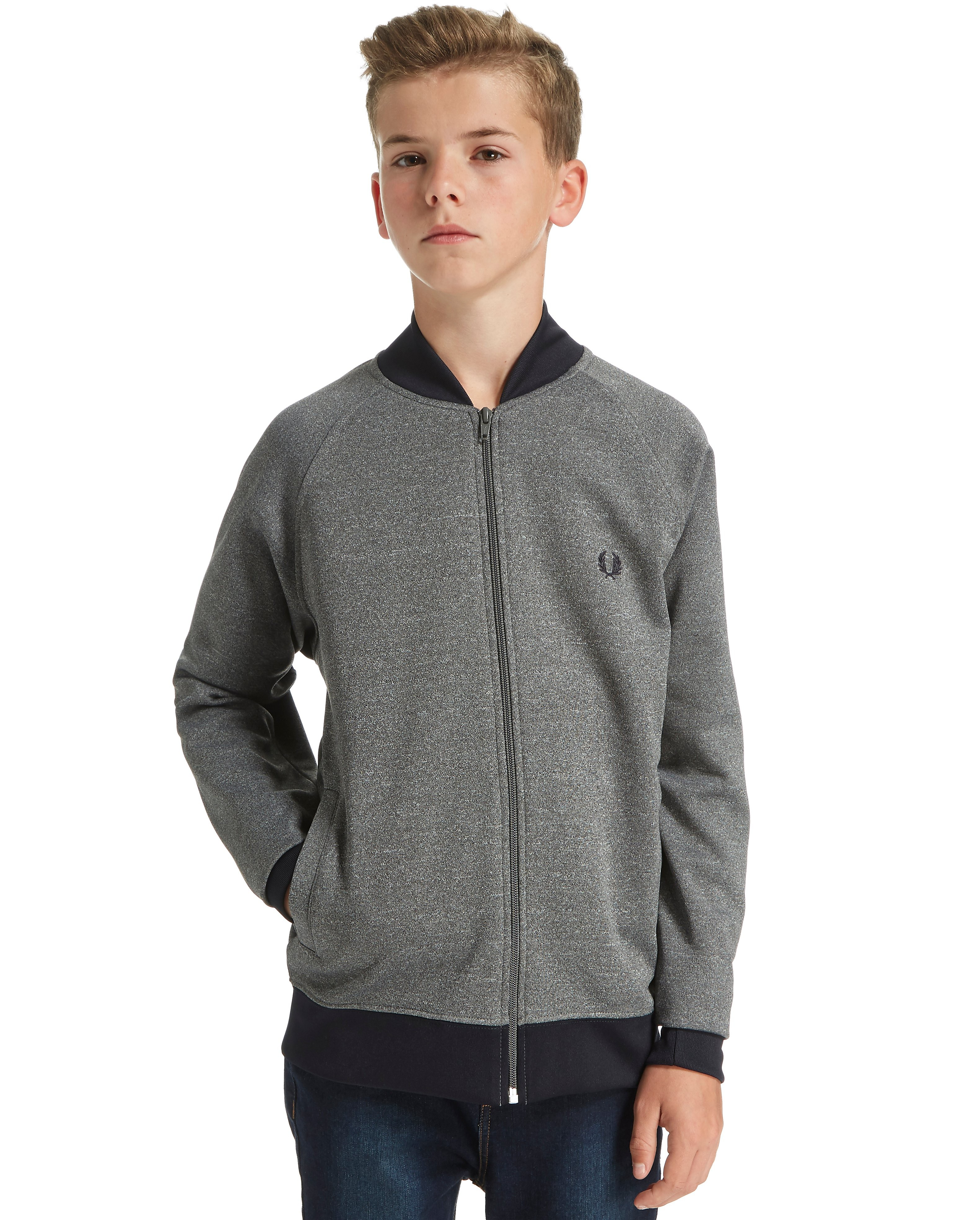 Fred Perry Bomber Track Top Junior