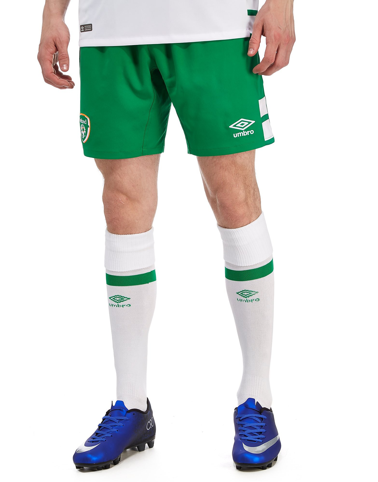 Umbro Republic of Ireland 2016 Away Socks