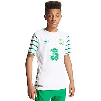 Umbro Republic of Ireland 2016 Away Shirt Jnr