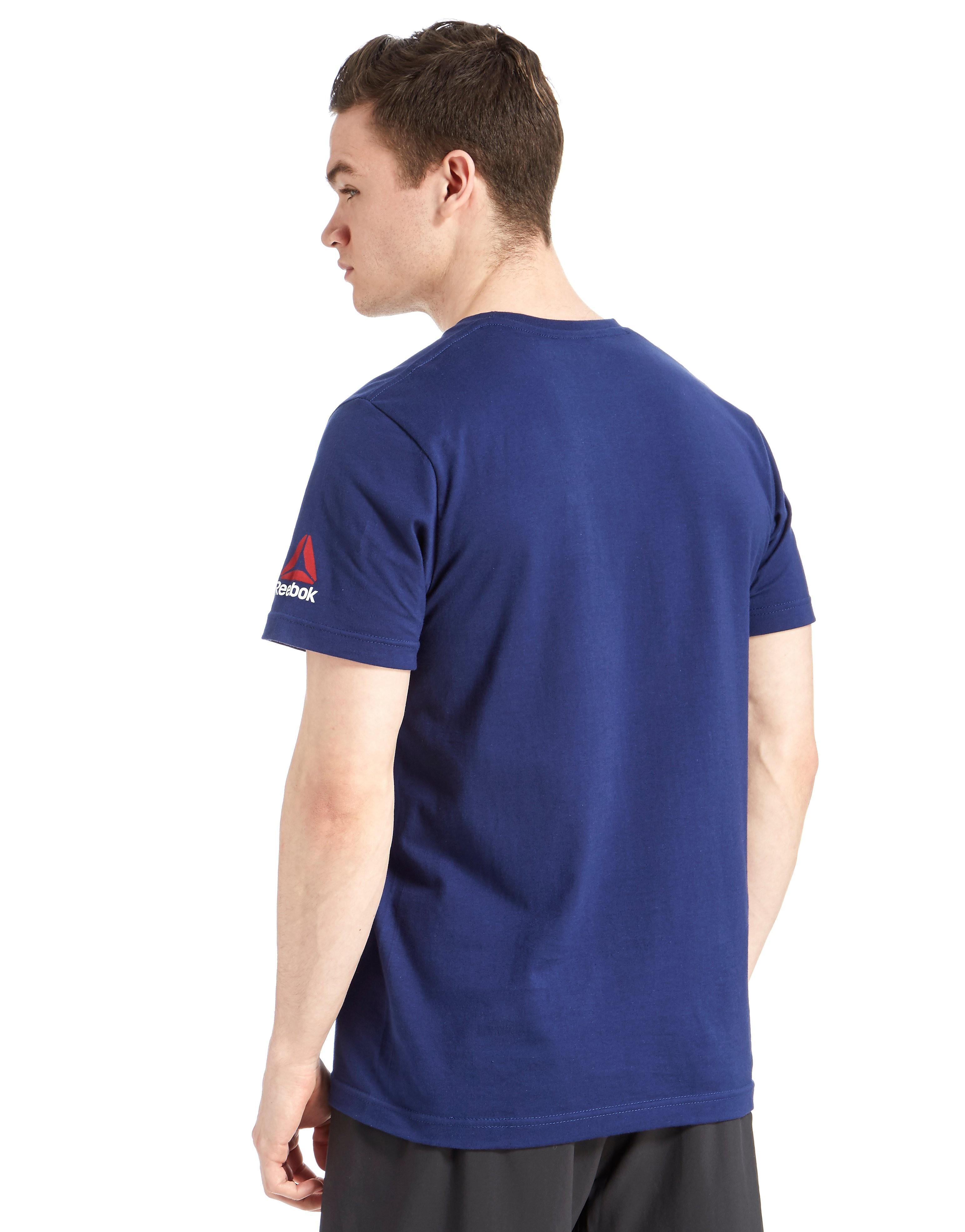 Reebok UFC Michael Bisping England T-Shirt