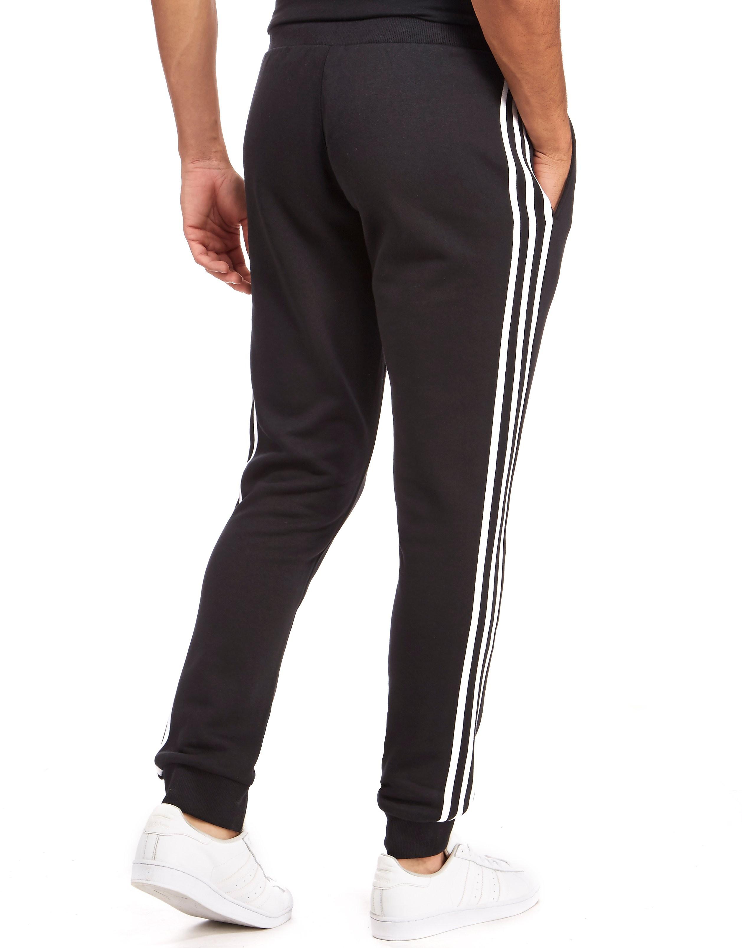 adidas Originals Pantalon à cheville côtelée