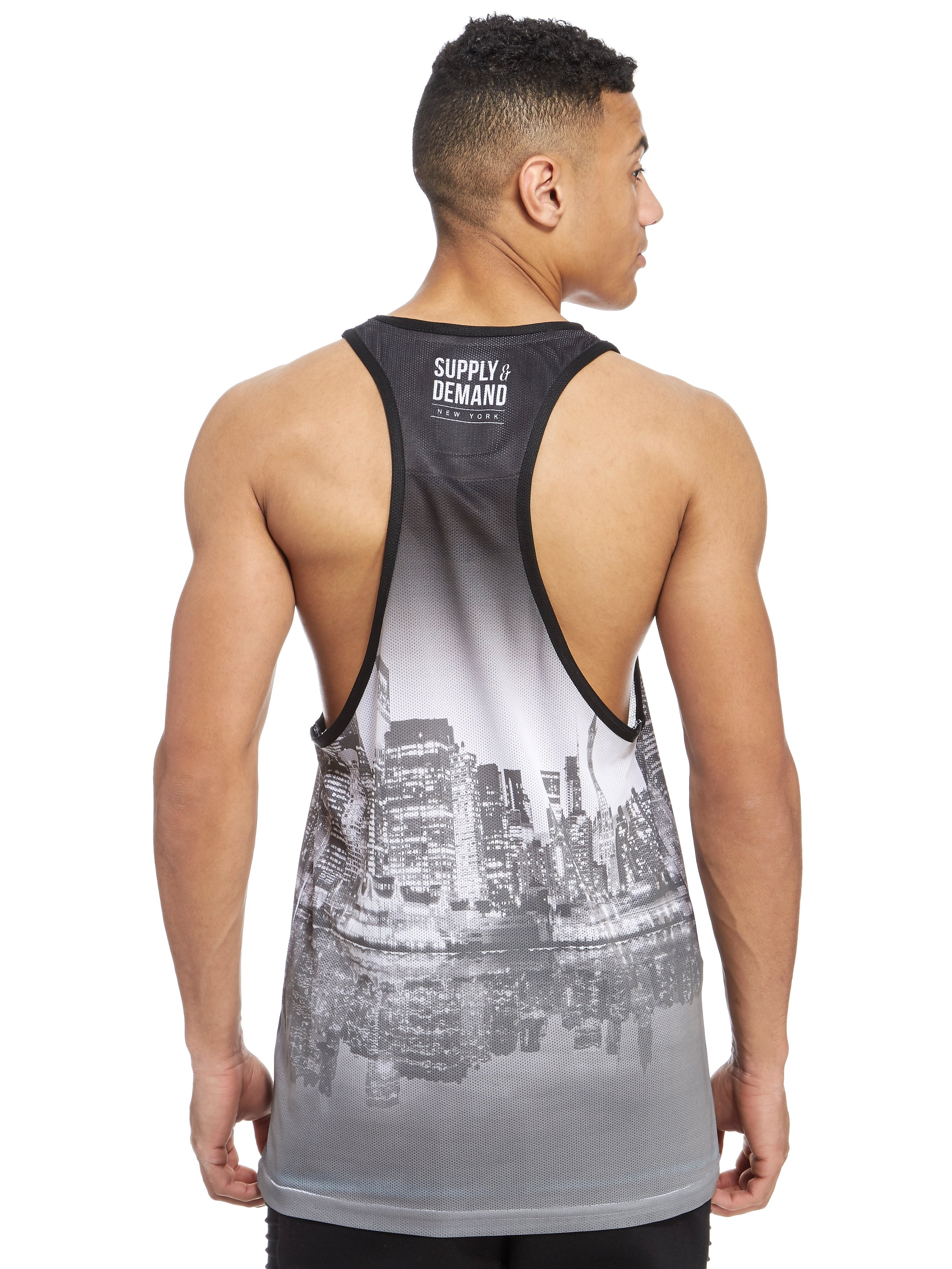 Supply & Demand Liberty Doll Vest