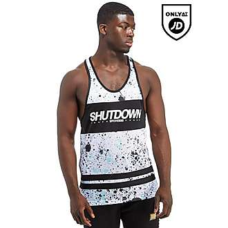 Supply & Demand Drifters Paint Vest