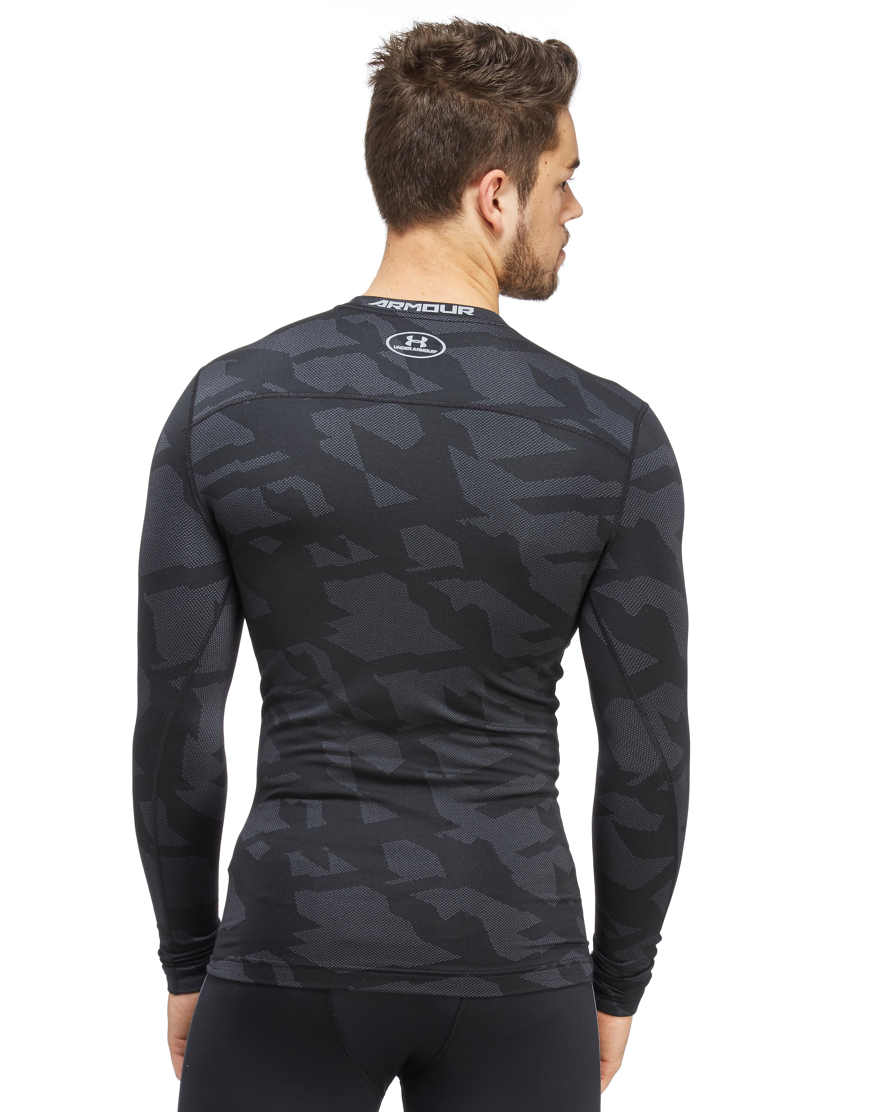 Under Armour ColdGear Armour Jacquard Longsleeve