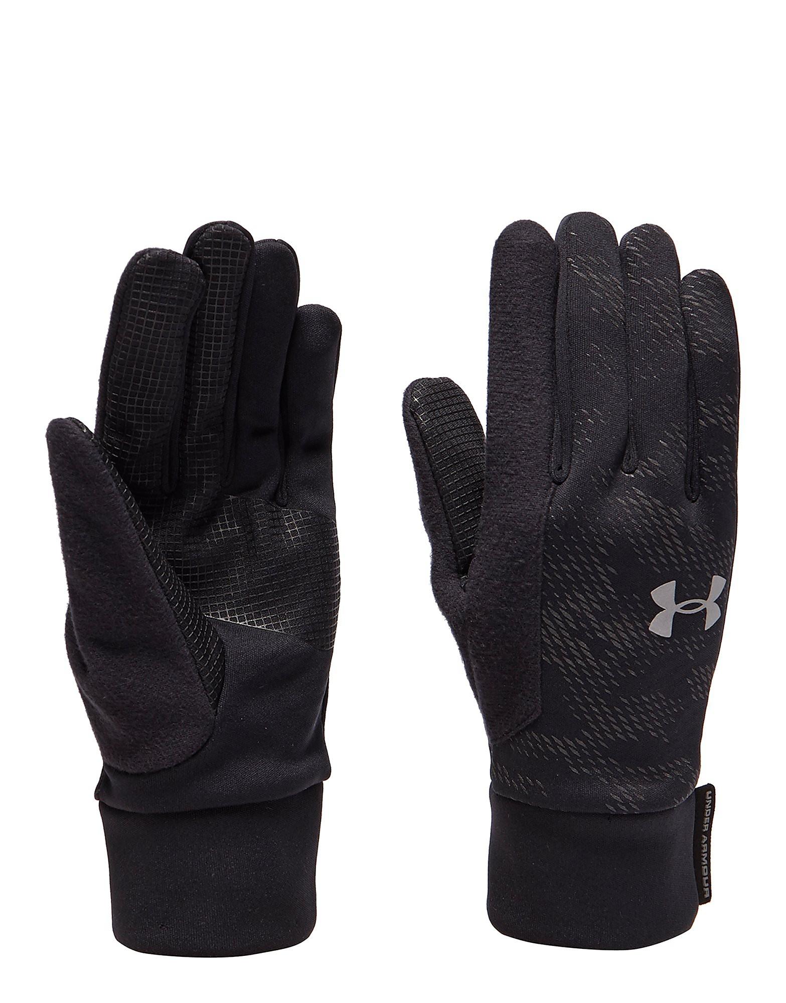 Leather gloves mens jd - Under Armour Nobreaks Coldgear Infrared Liner Gloves Black Mens Black