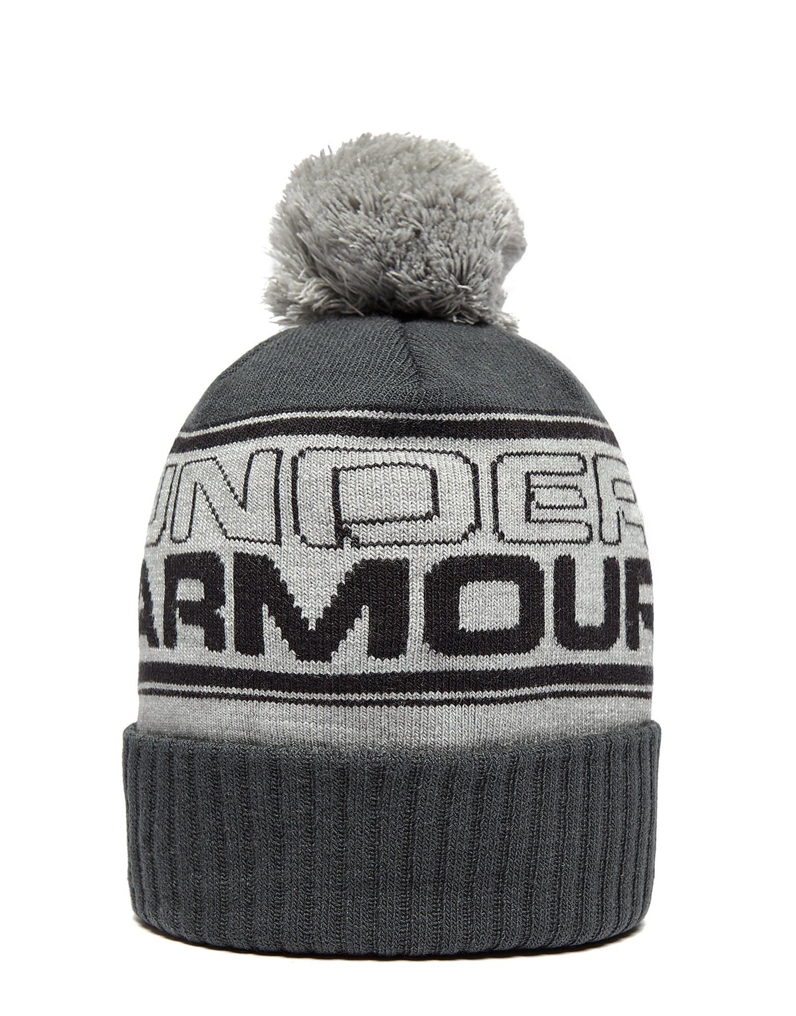 Under Armour Retro Pom Beanie Hat