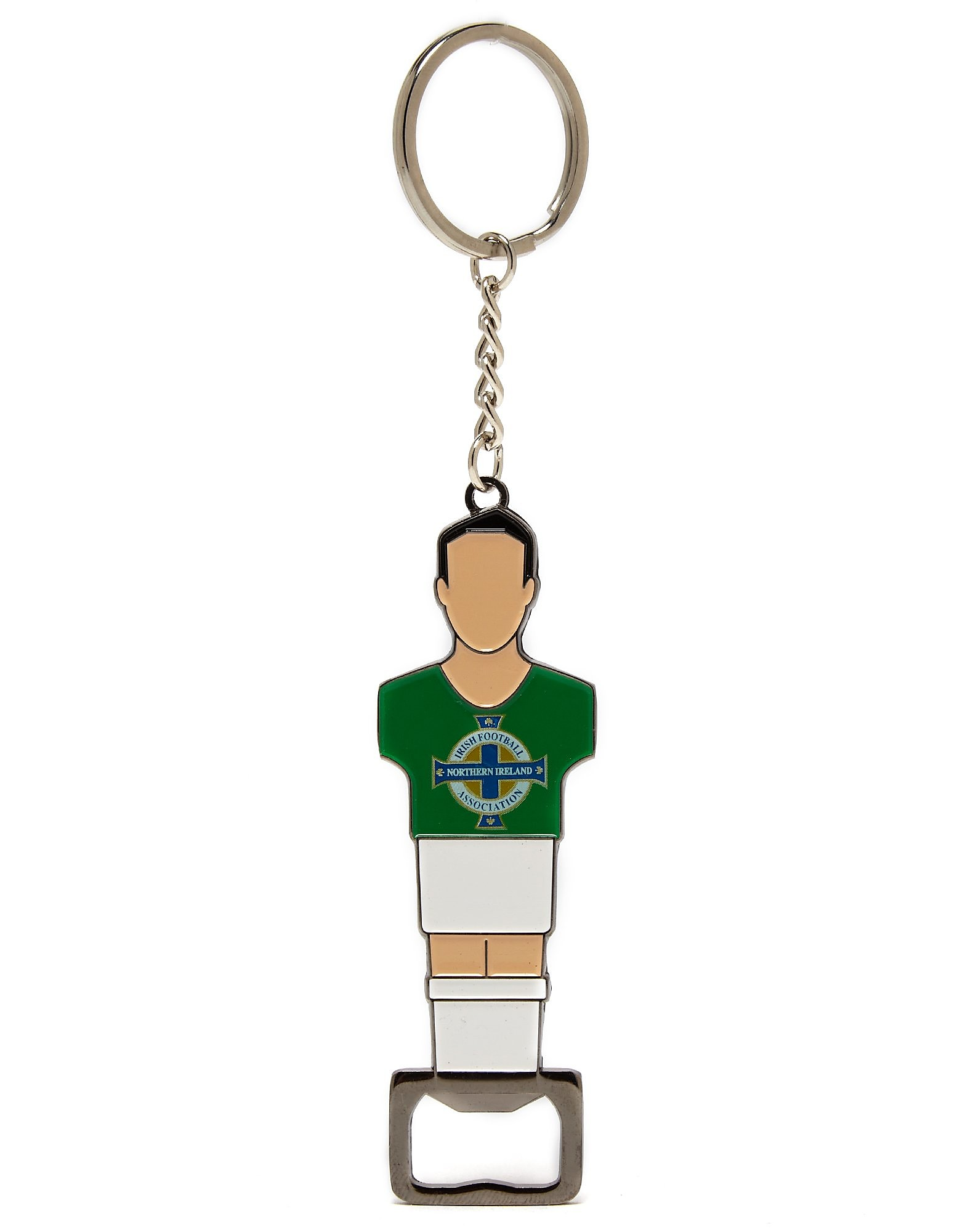 Official Team Northern Ireland Bottle Opener Keyring