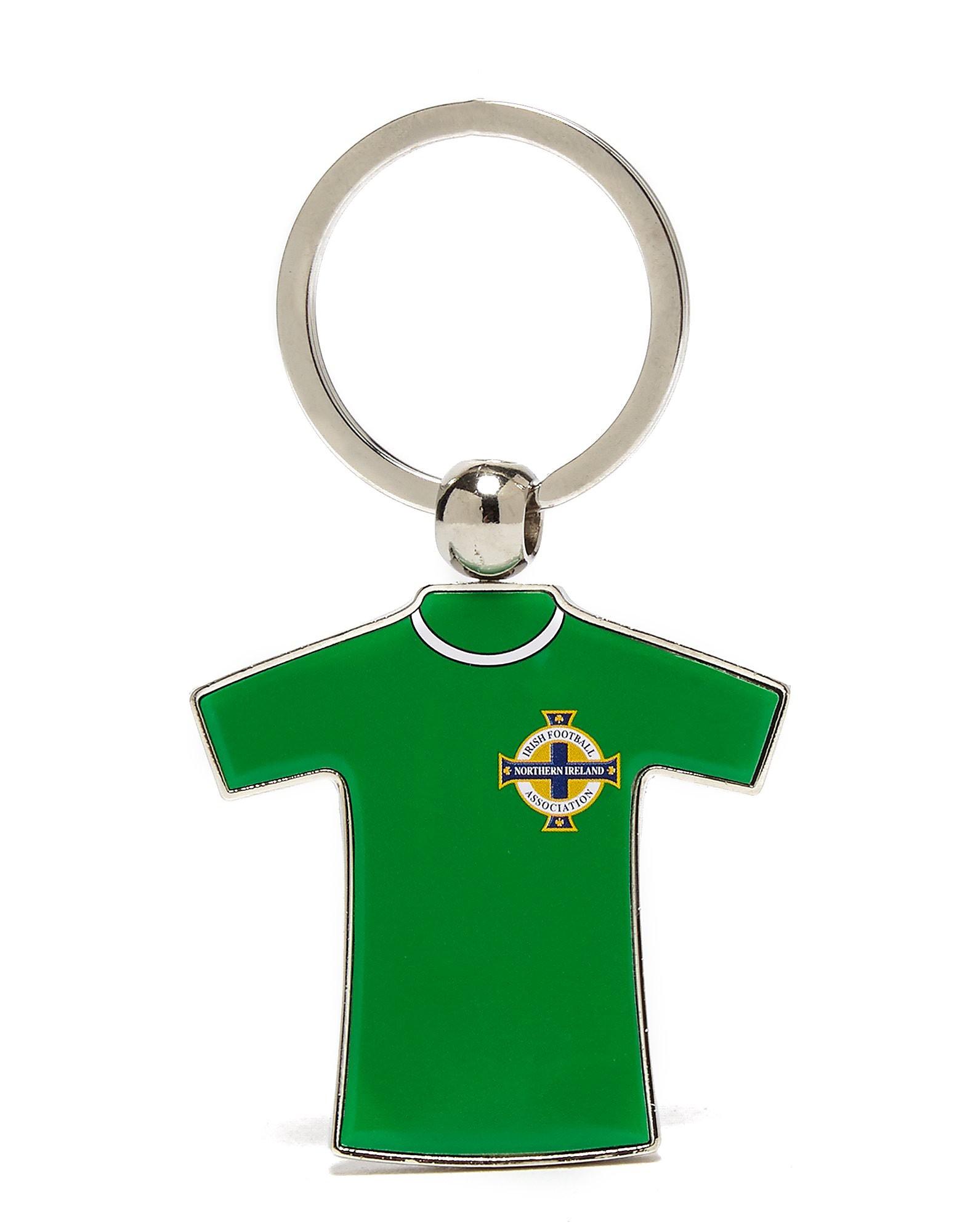 Official Team Noord-Ierland thuisset sleutelhanger