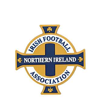 Official Team Northern Ireland 3D Crest Magnet