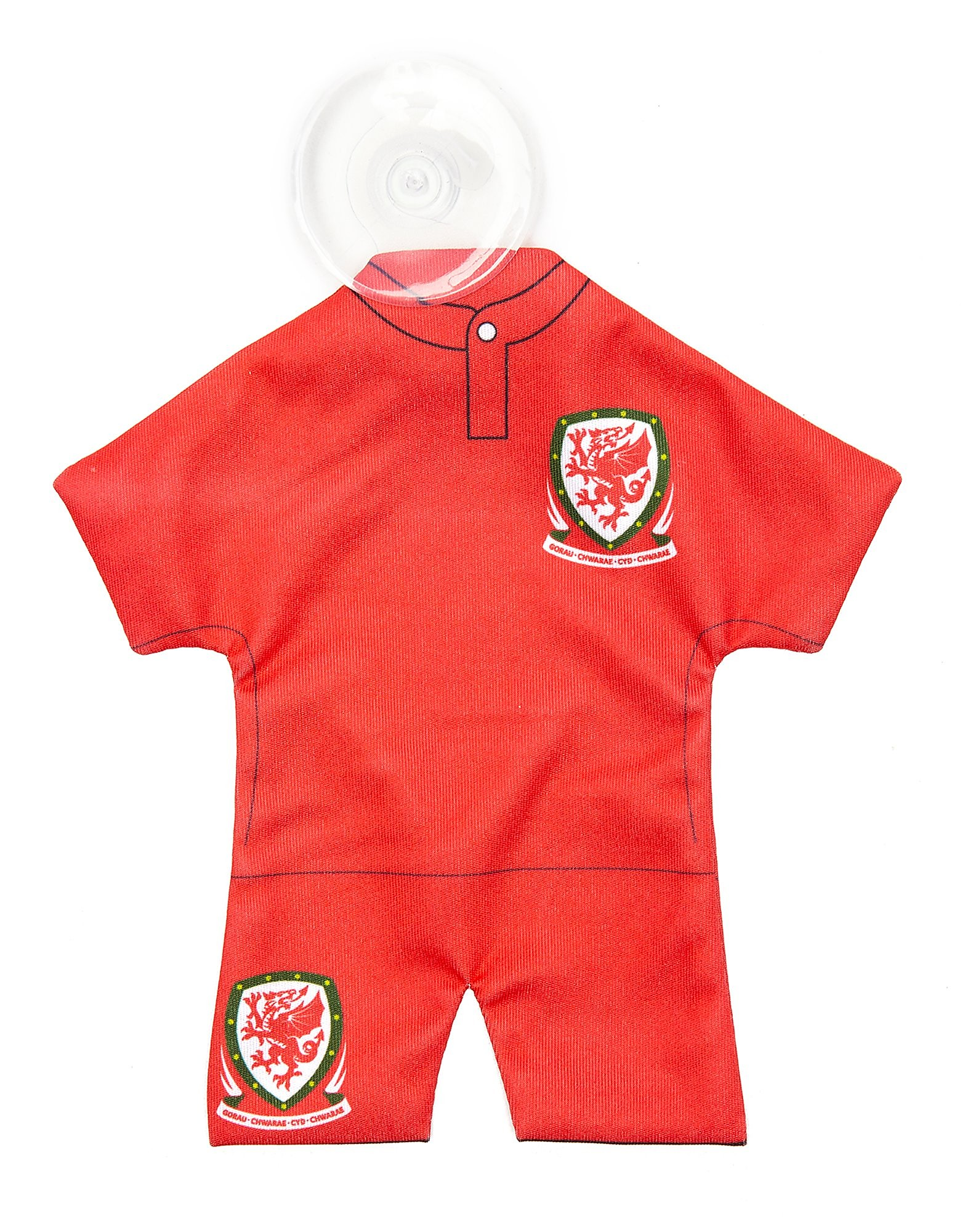 Official Team Colgante para el coche de Gales