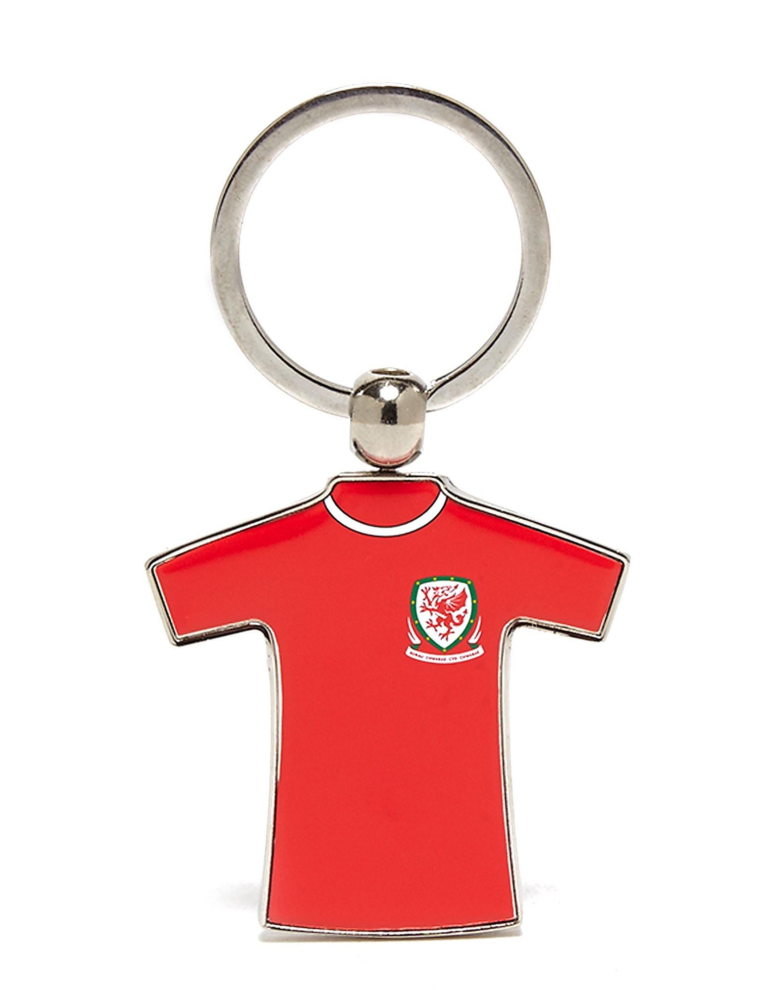 Official Team Wales Hjemmebanesæt-nøglering