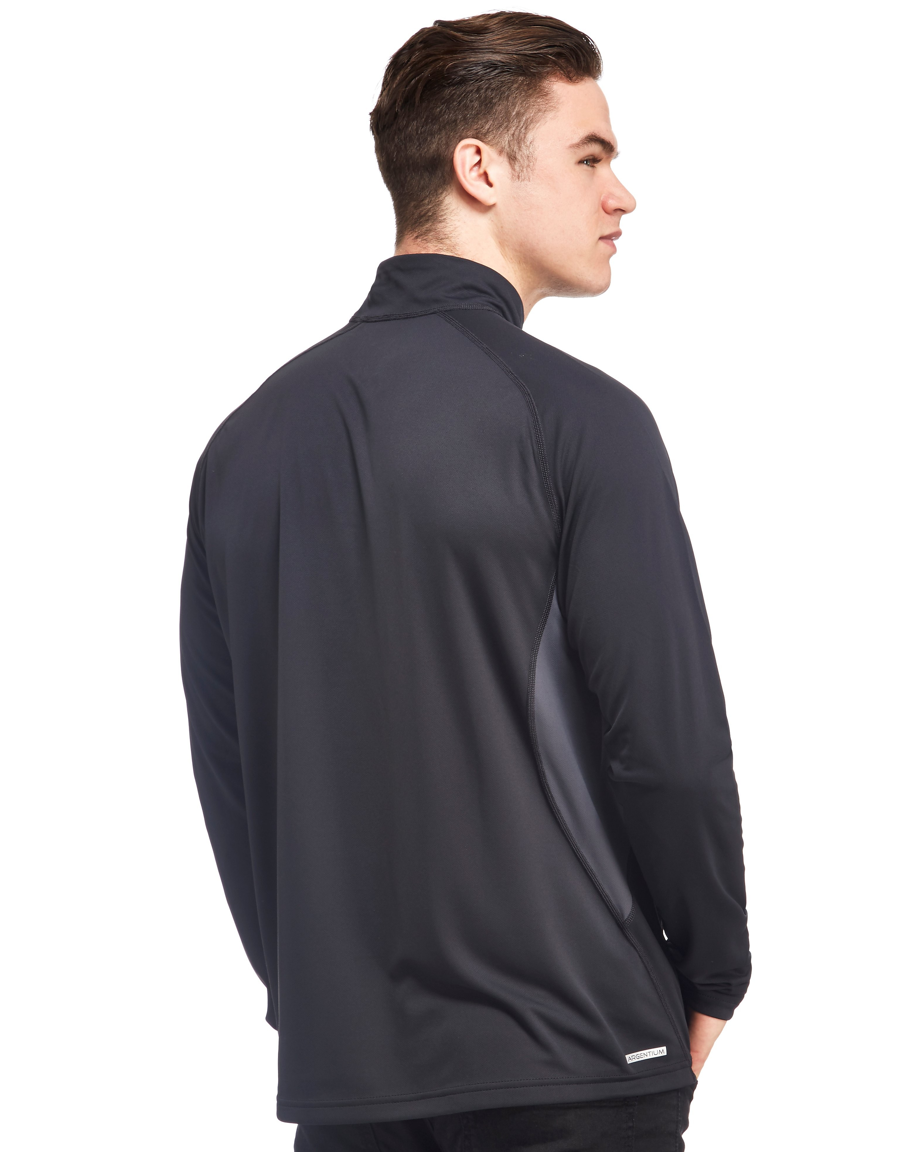 Berghaus Tech Tee Longsleeve Zip Top