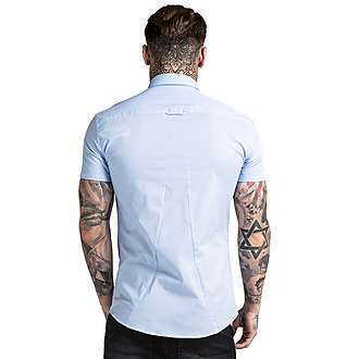 SikSilk Tab Oxford Shirt