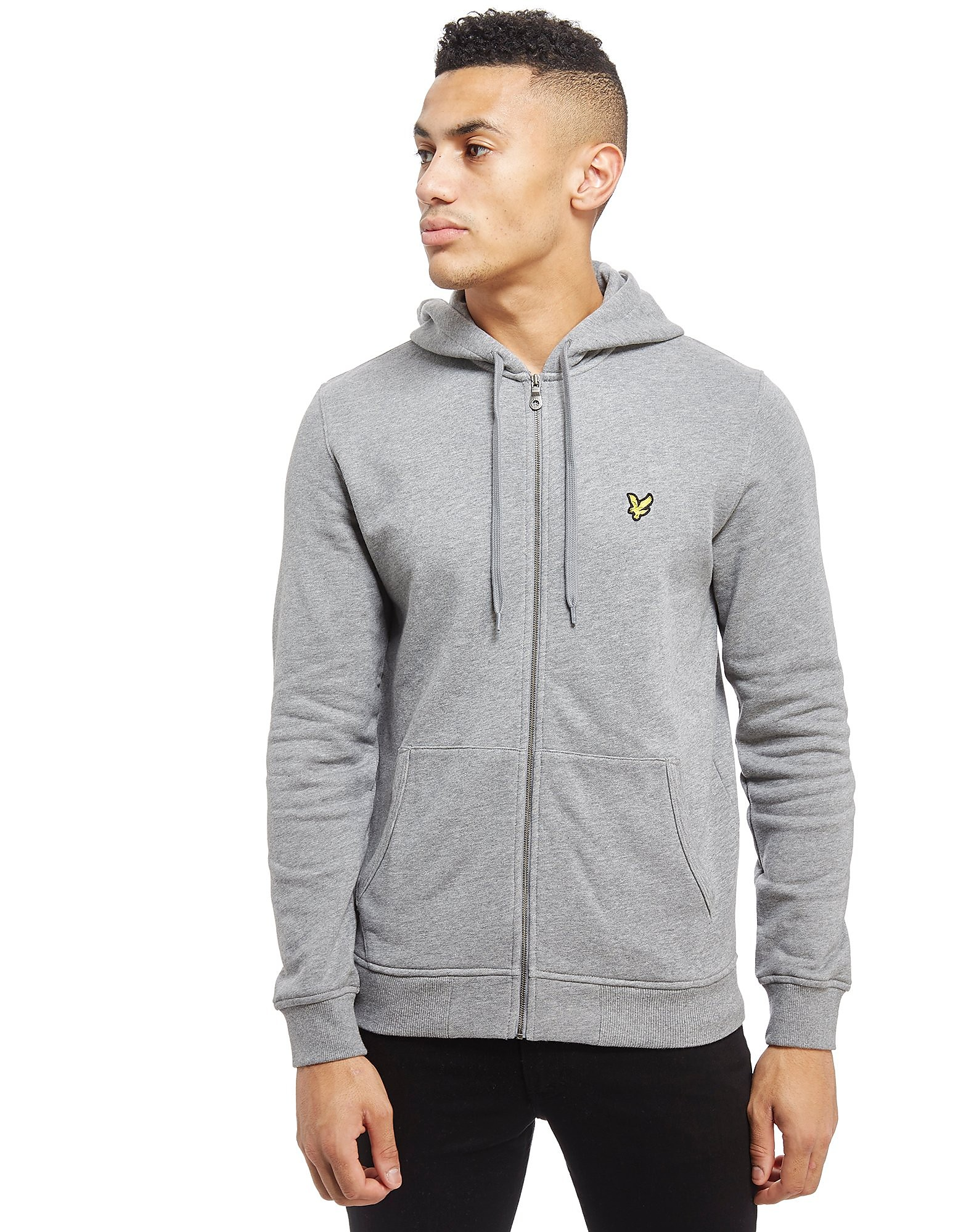 Lyle & Scott Zip Hoody Heren